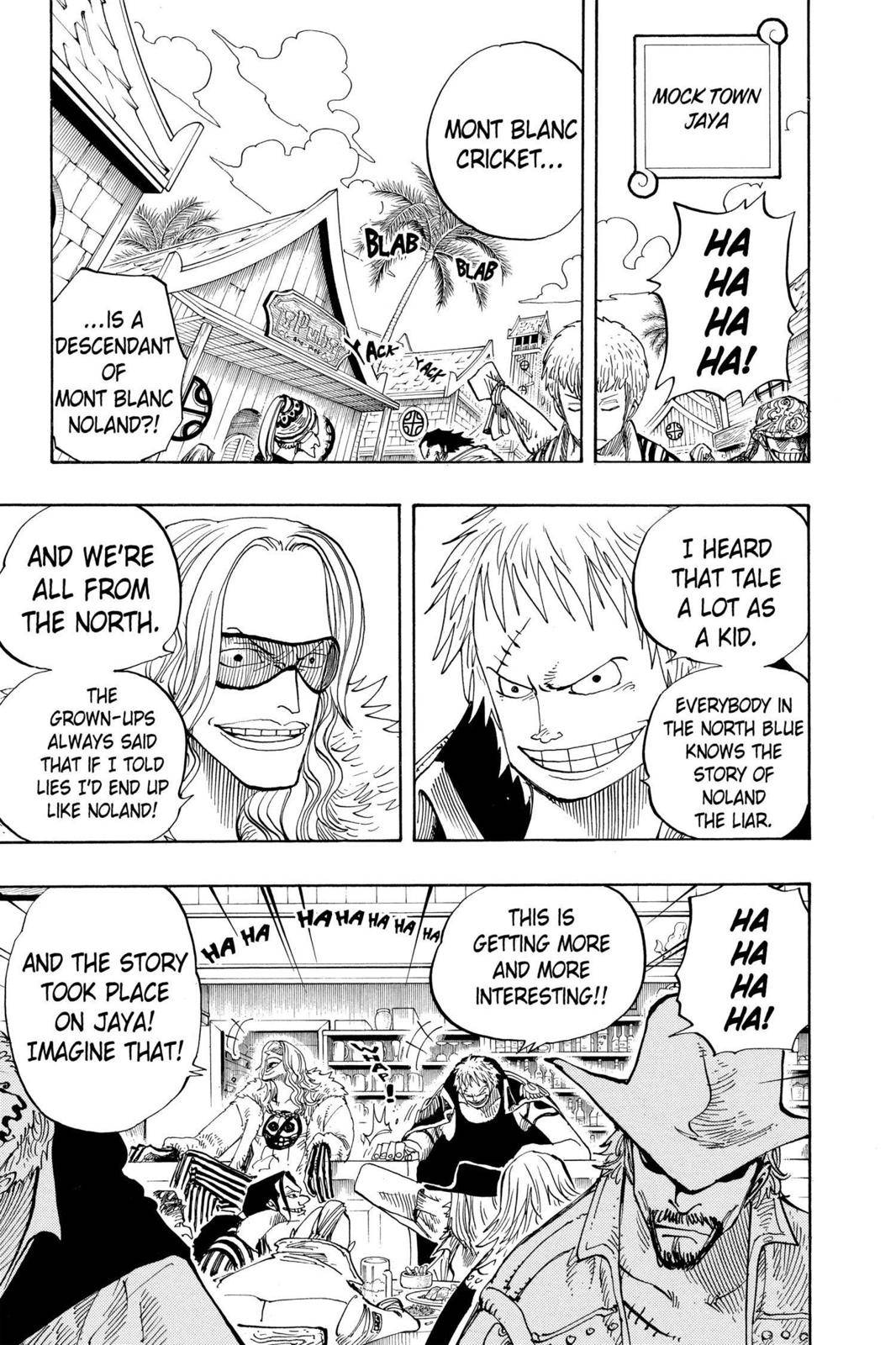 One Piece Chapter 227 Page 17