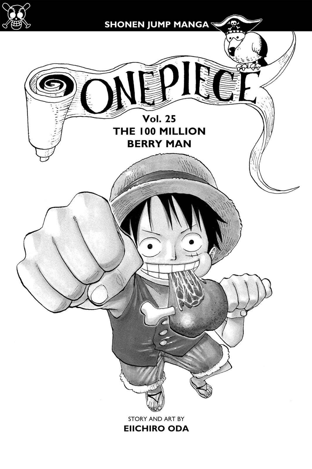 One Piece Chapter 227 Page 4