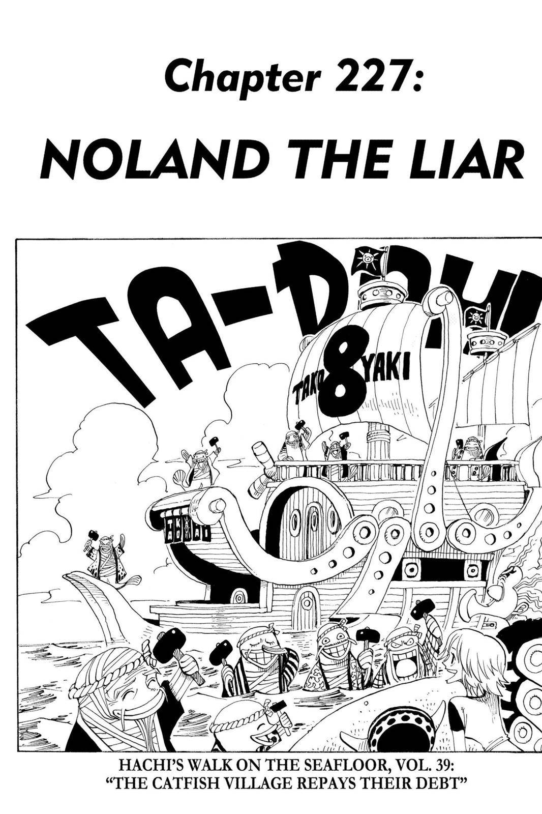 One Piece Chapter 227 Page 7