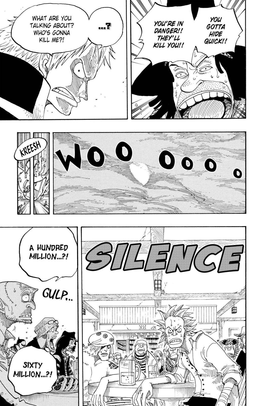 One Piece Chapter 232 Page 7