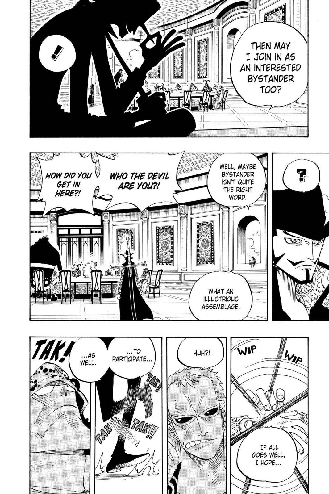 One Piece Chapter 234 Page 8