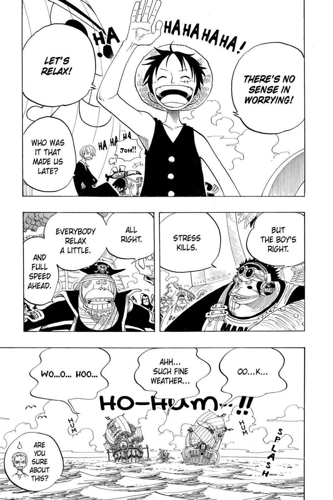 One Piece Chapter 235 Page 13