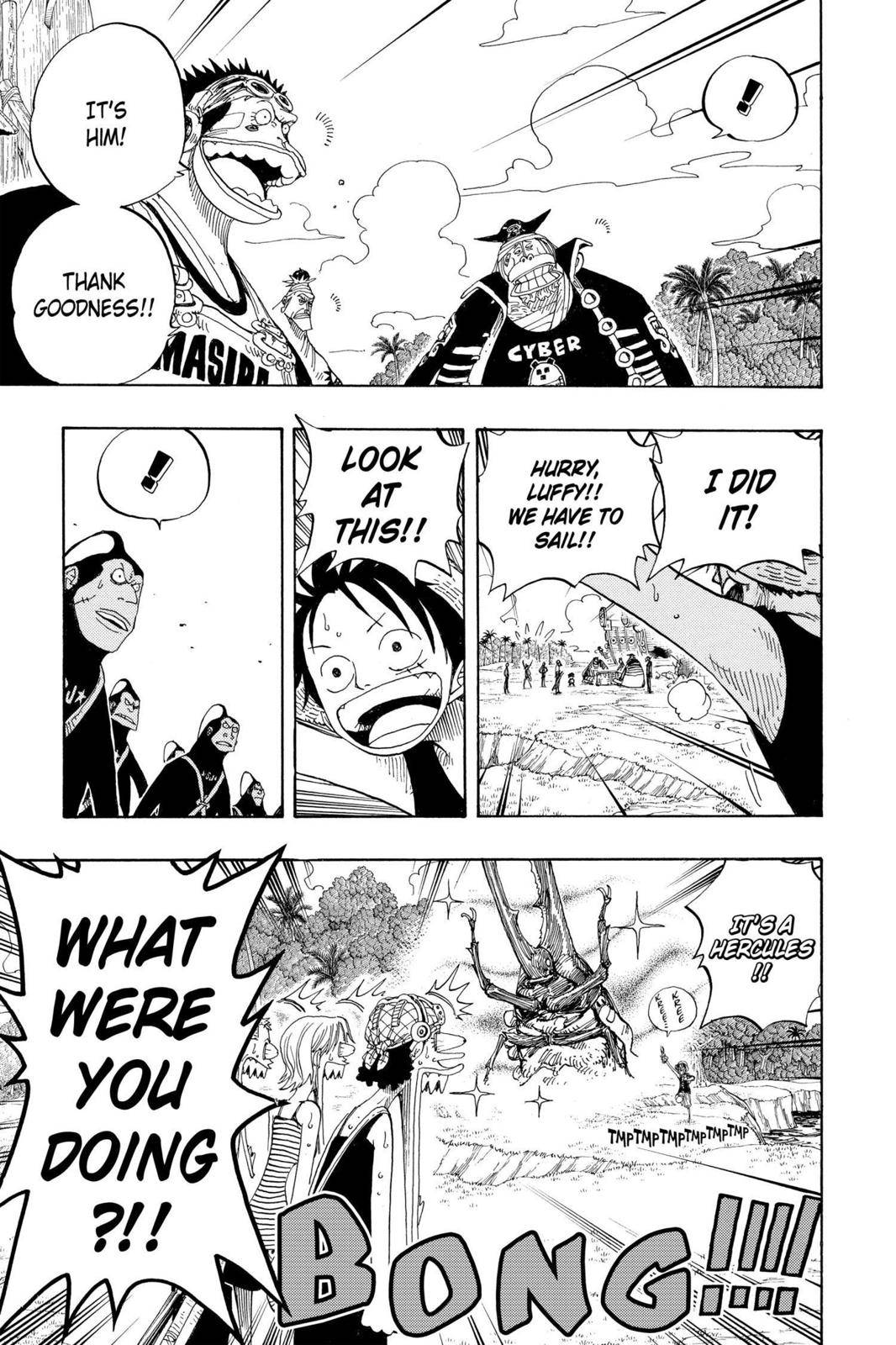 One Piece Chapter 235 Page 3