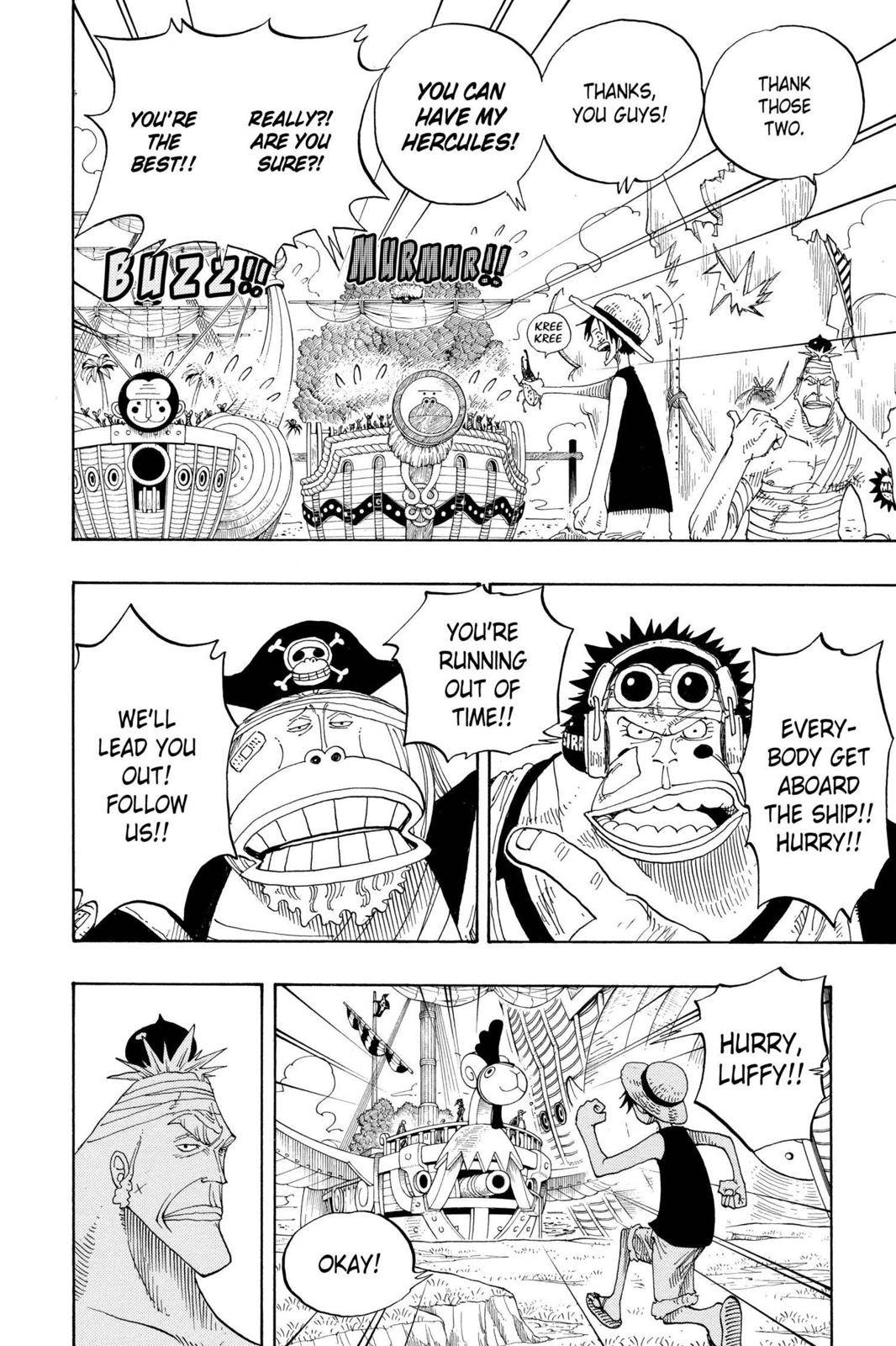 One Piece Chapter 235 Page 6