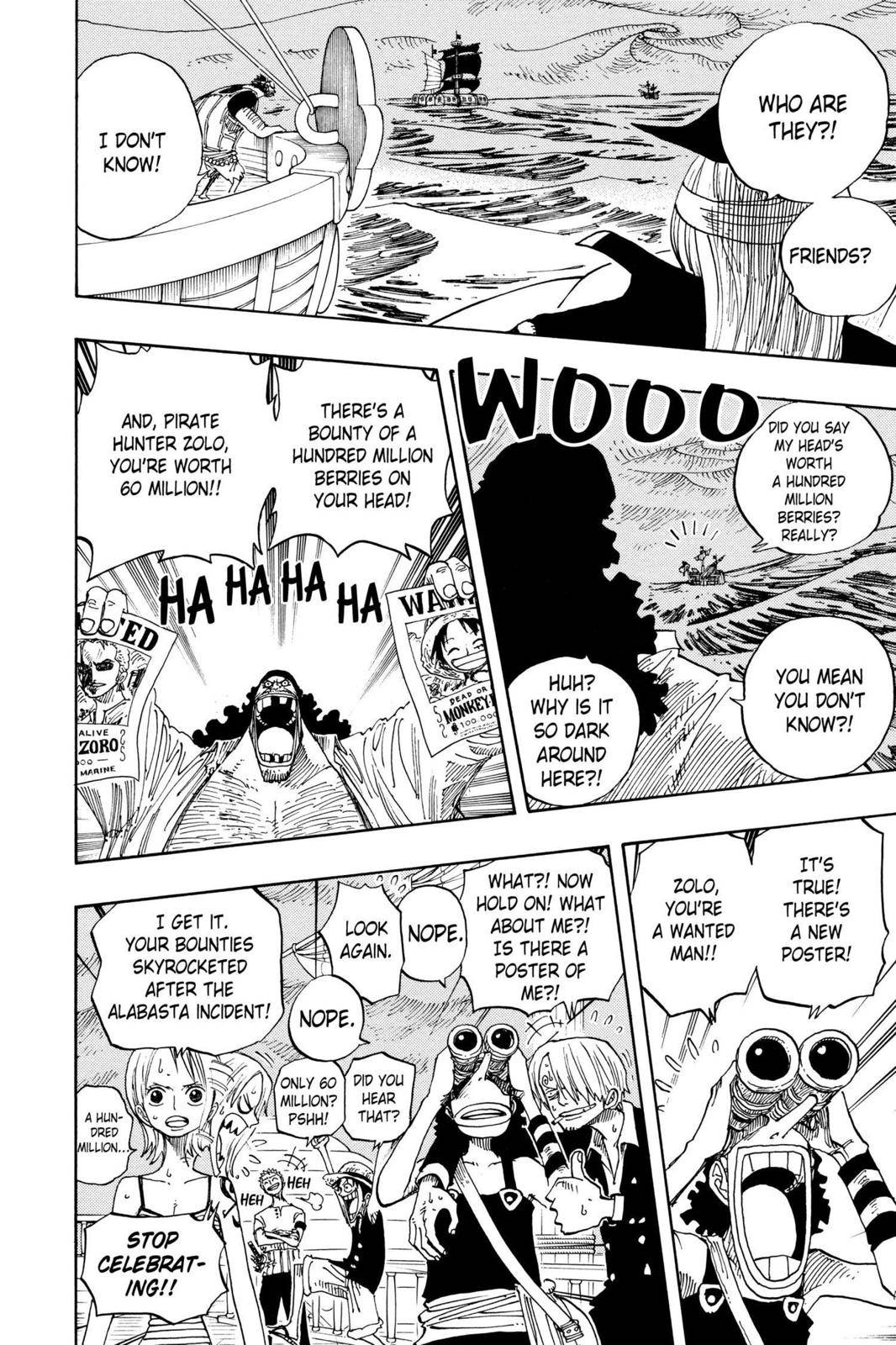 One Piece Chapter 236 Page 8