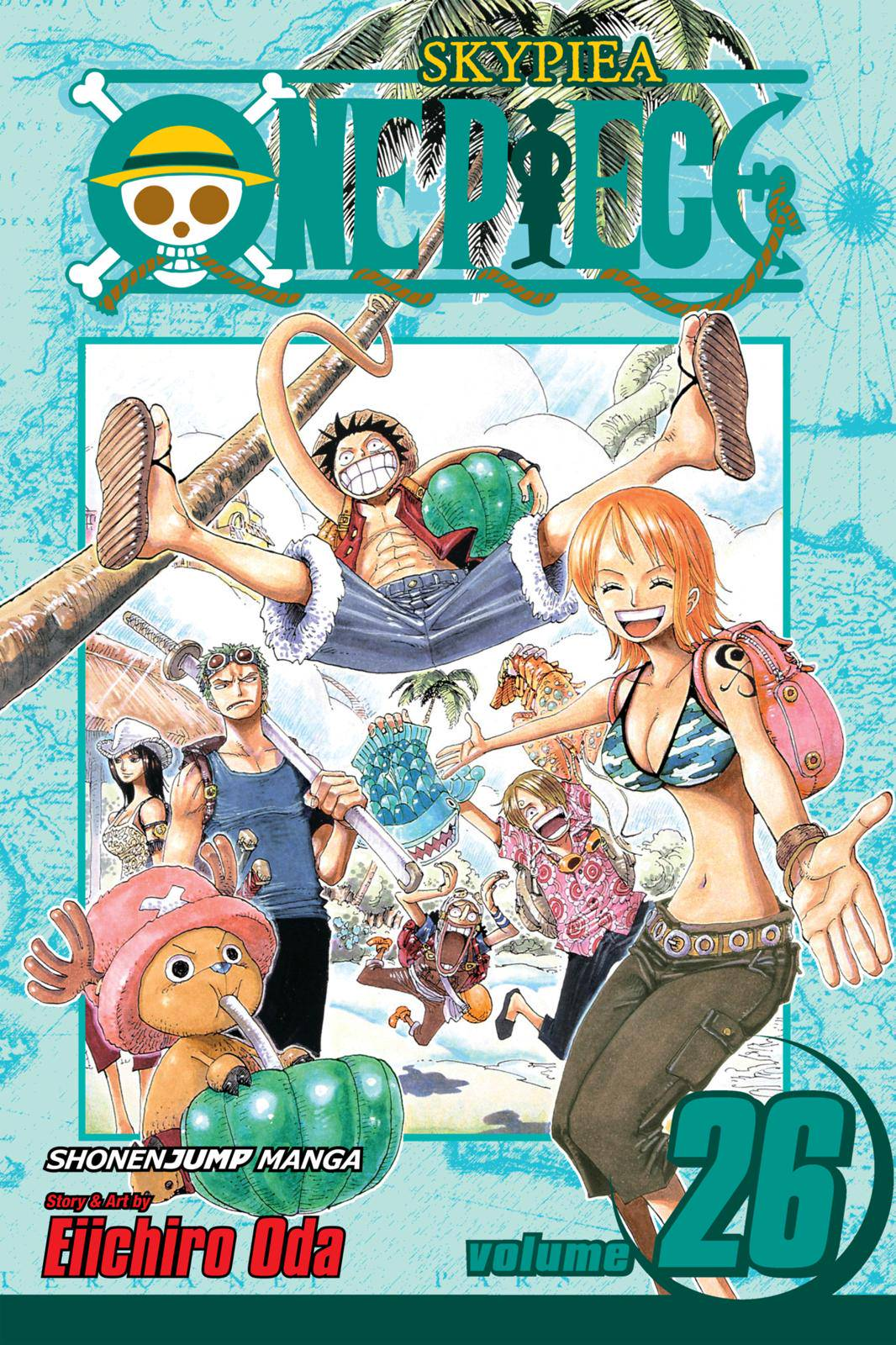 One Piece Chapter 237 Page 1