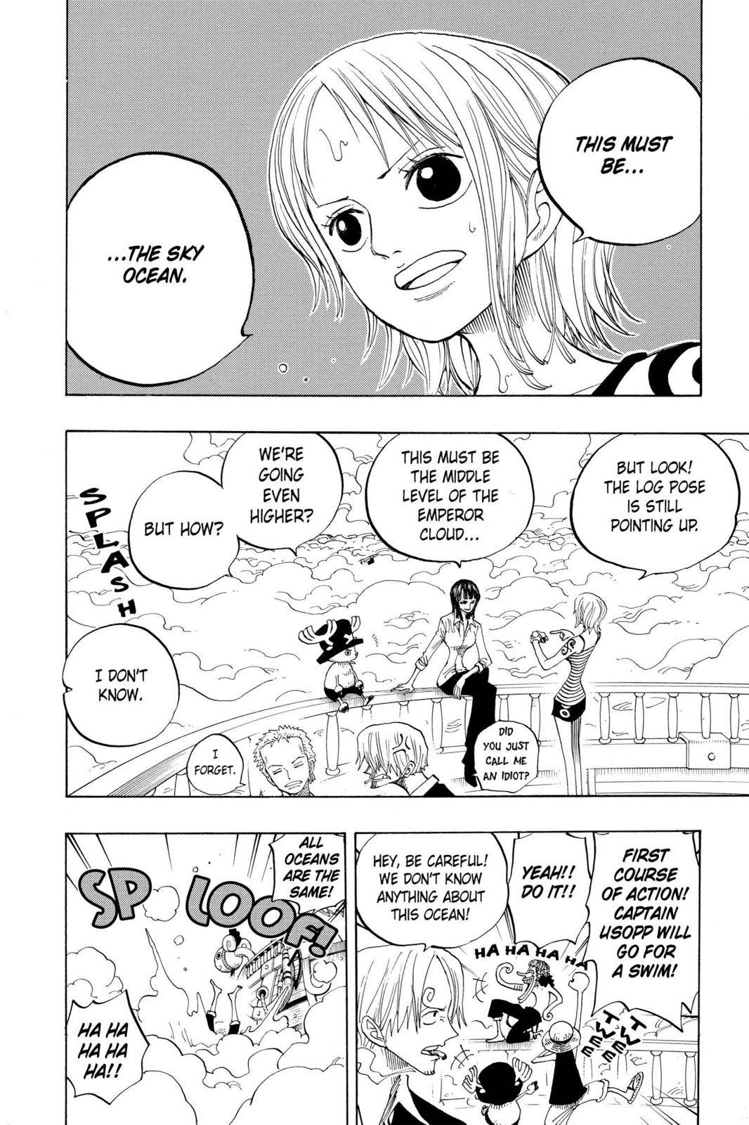One Piece Chapter 237 Page 13