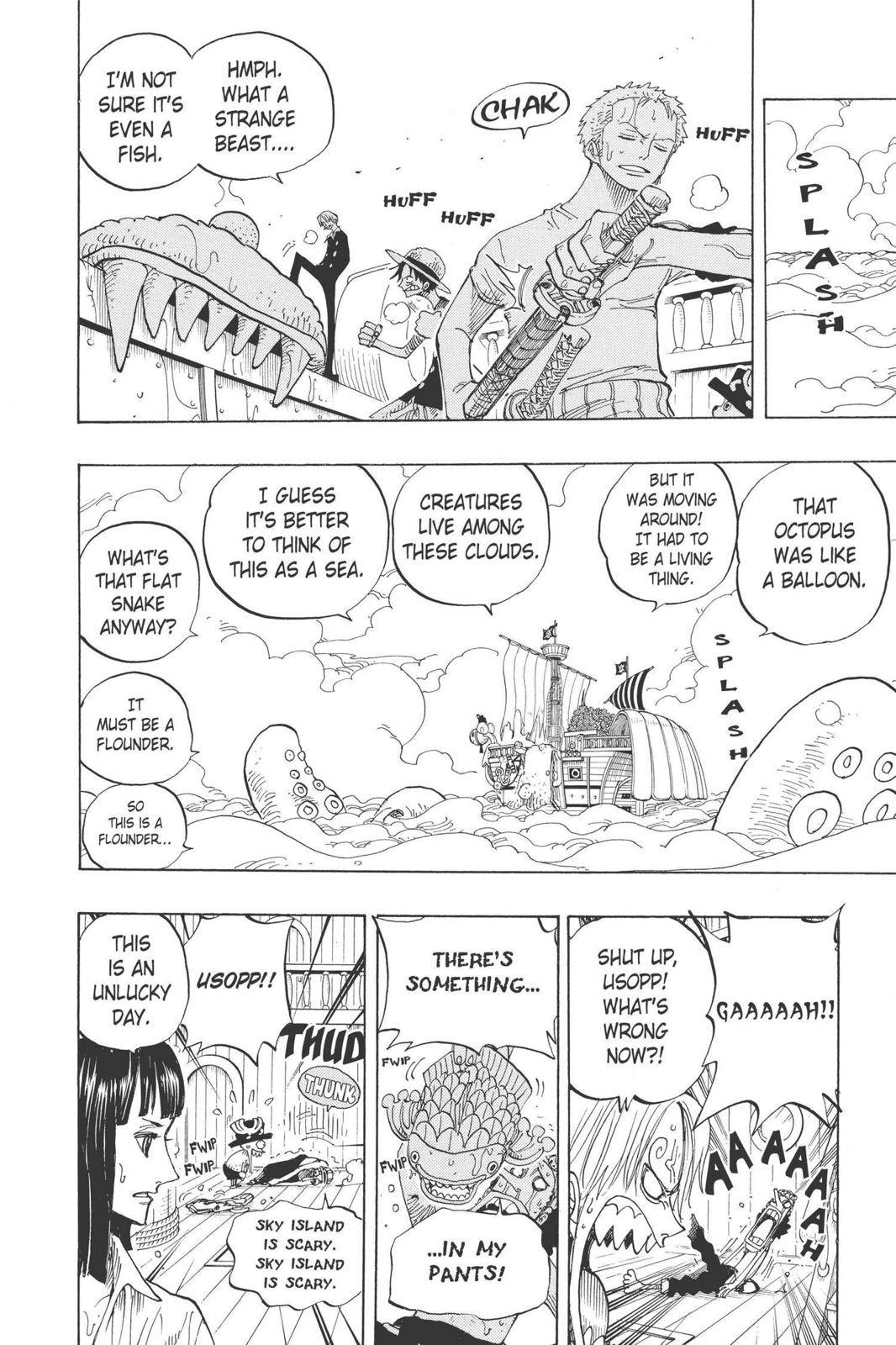 One Piece Chapter 237 Page 19