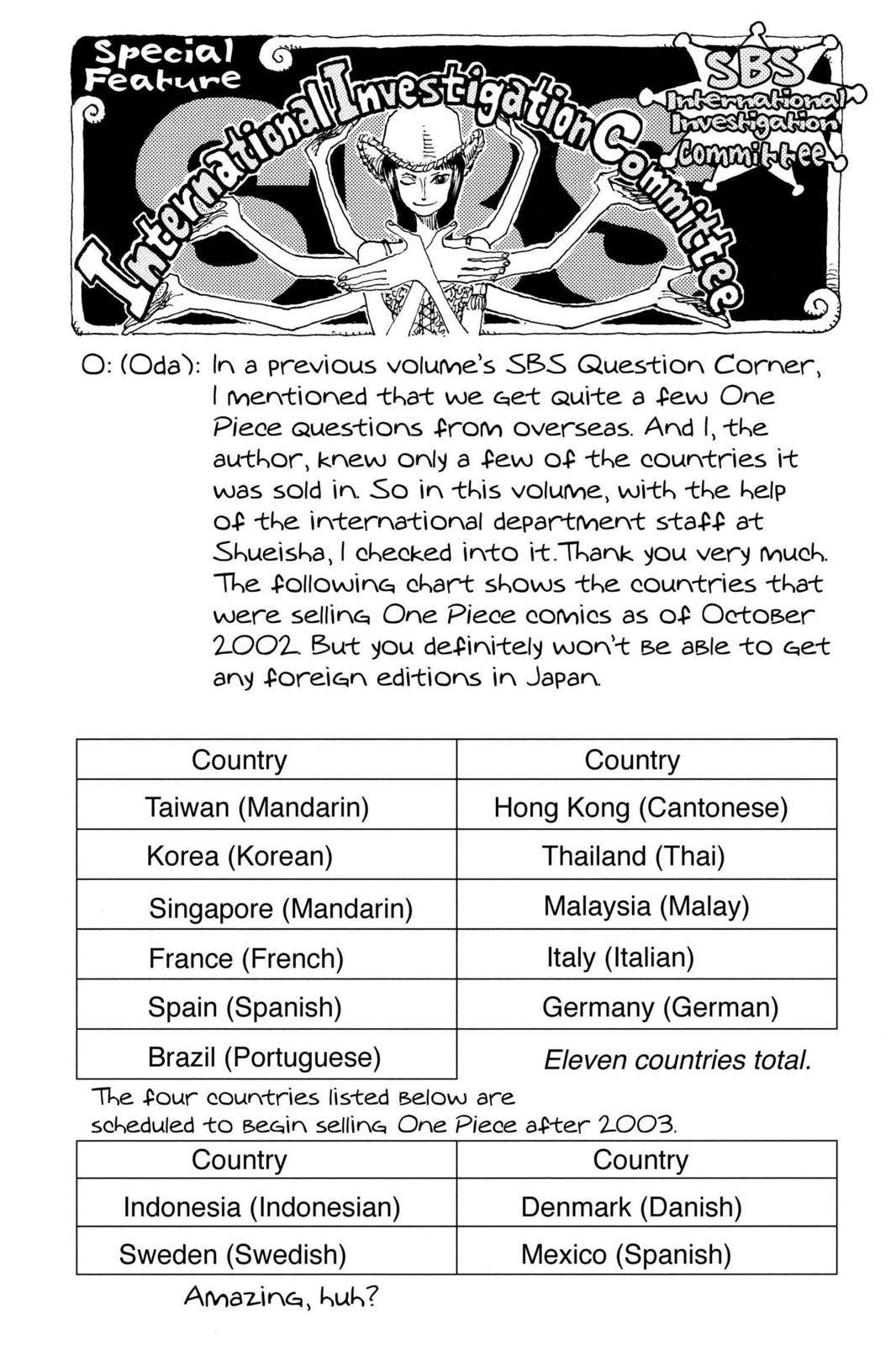 One Piece Chapter 237 Page 25