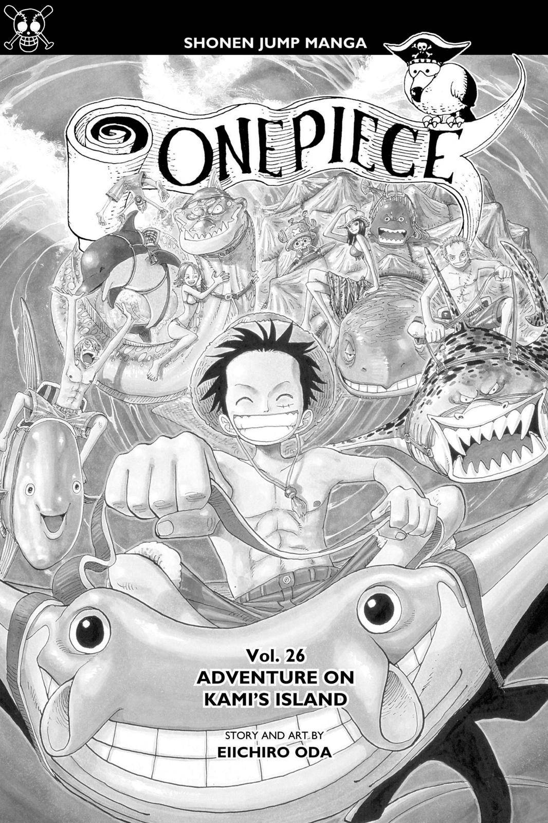 One Piece Chapter 237 Page 4
