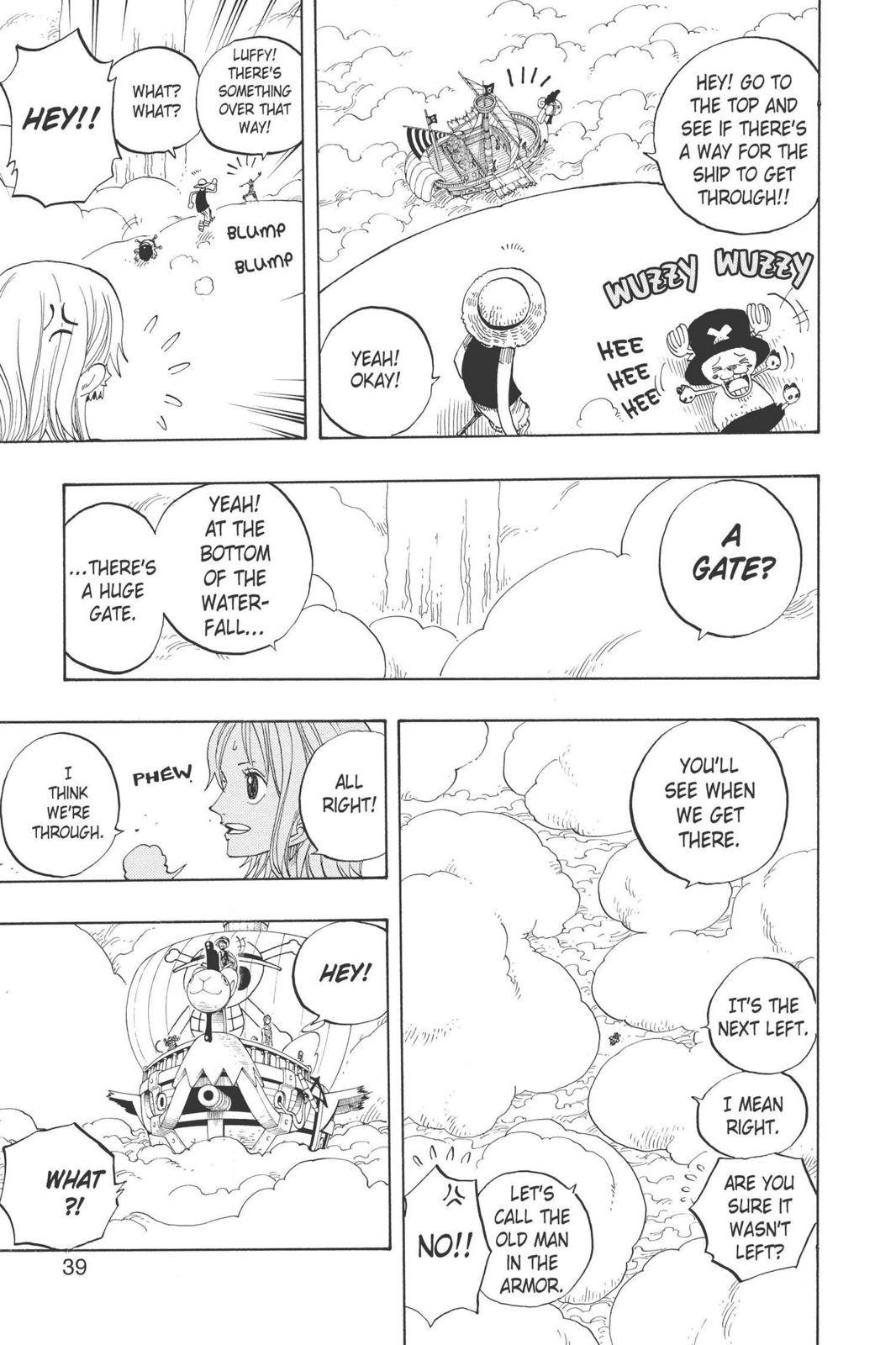 One Piece Chapter 238 Page 13
