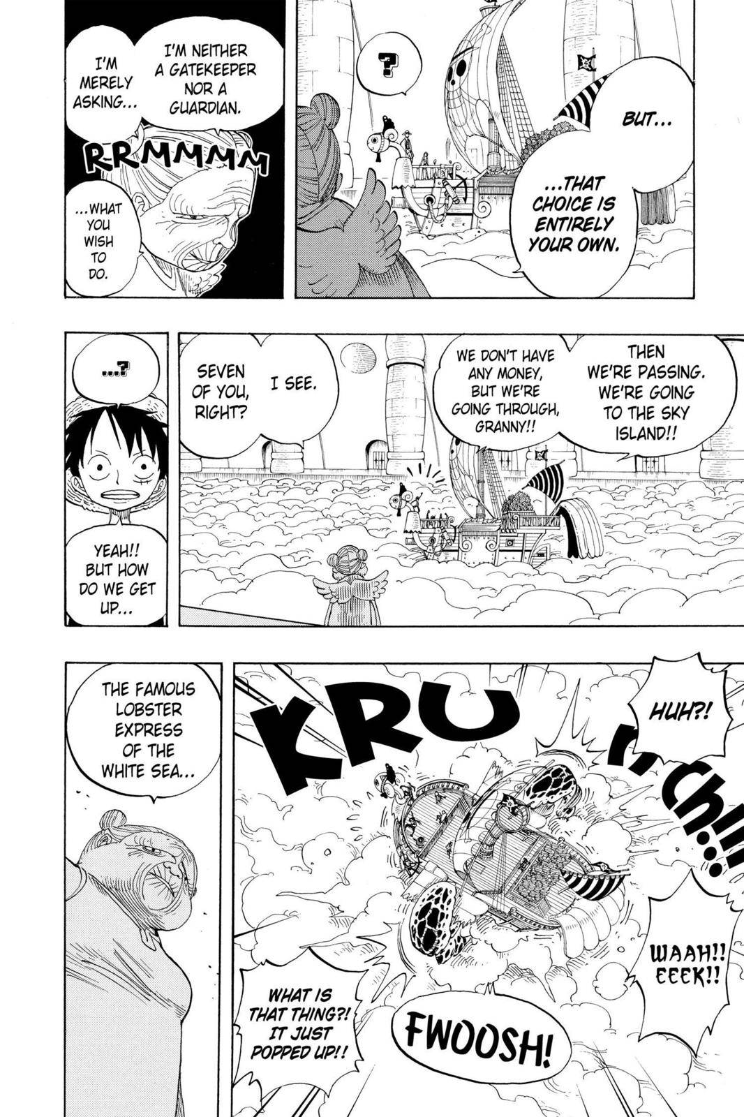 One Piece Chapter 238 Page 16