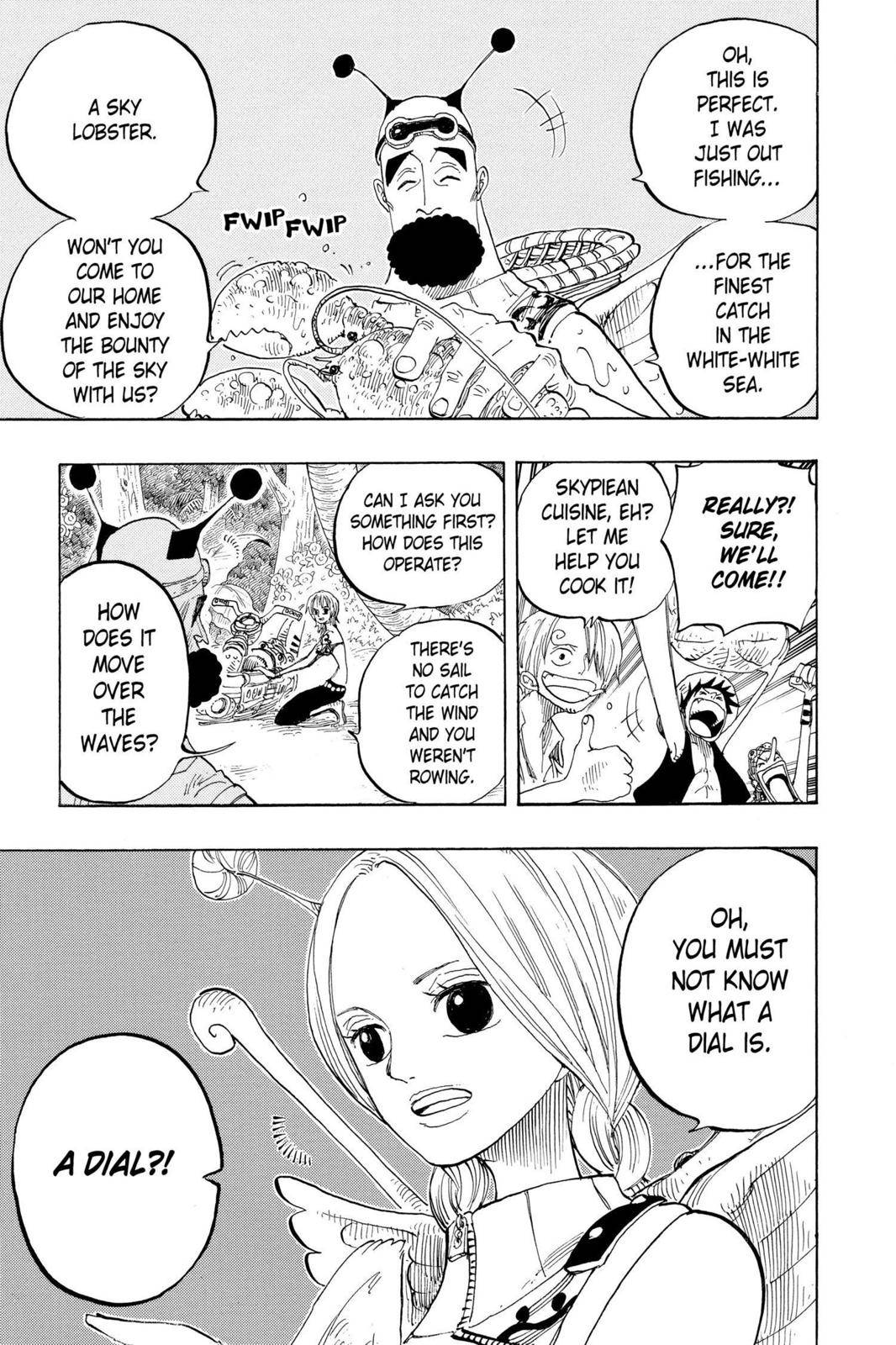 One Piece Chapter 239 Page 16