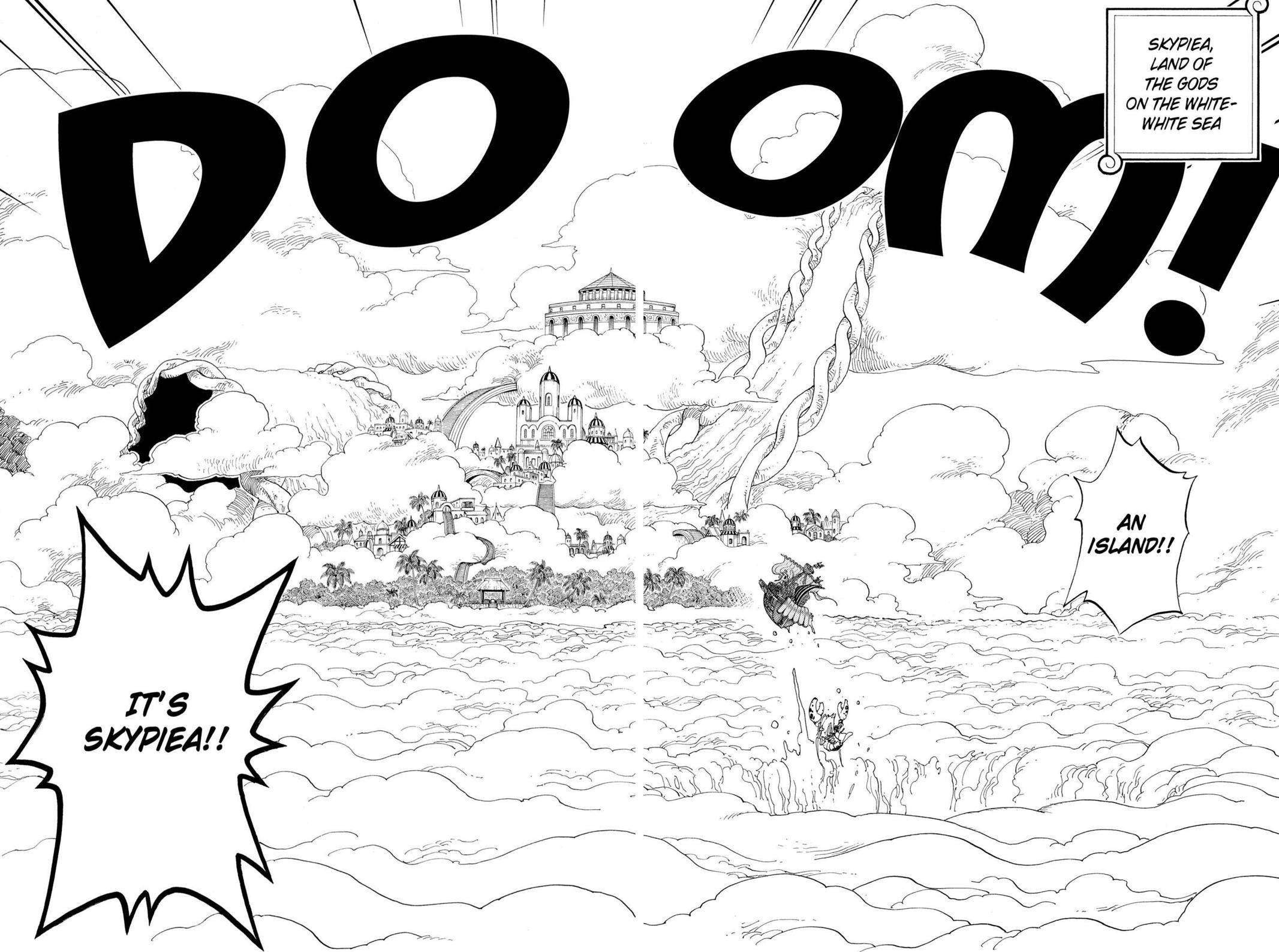 One Piece Chapter 239 Page 4
