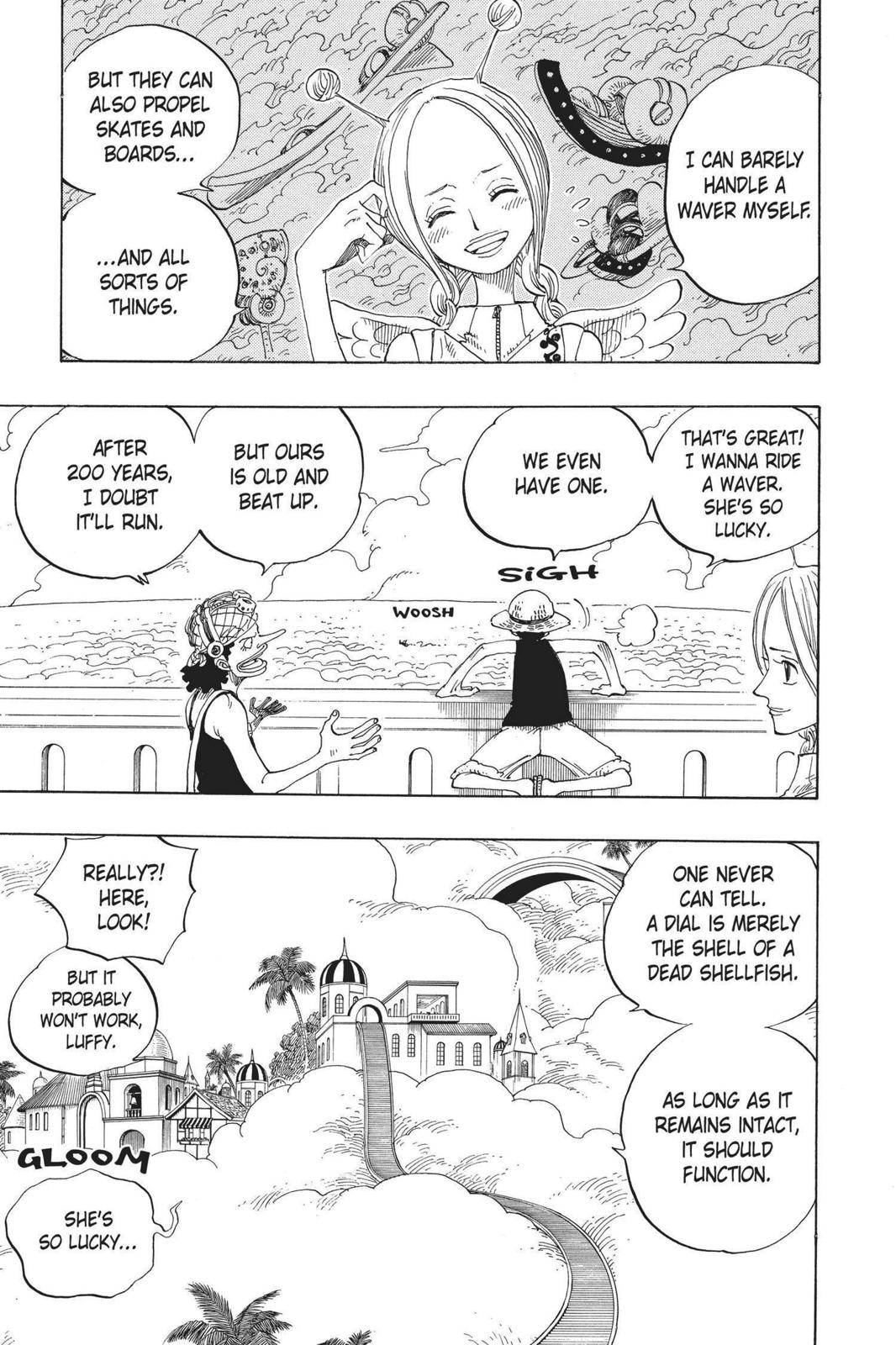 One Piece Chapter 240 Page 13