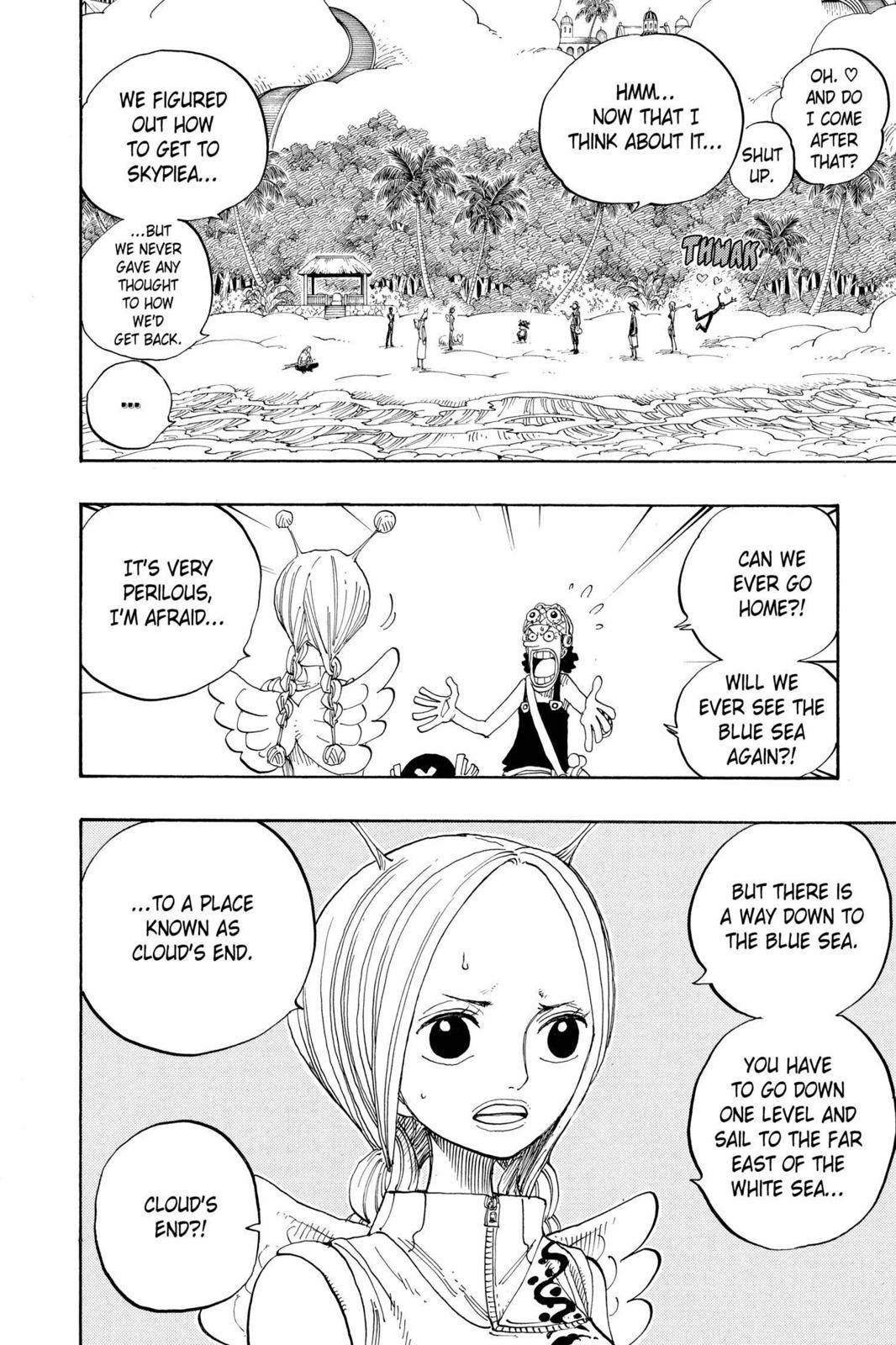 One Piece Chapter 243 Page 4