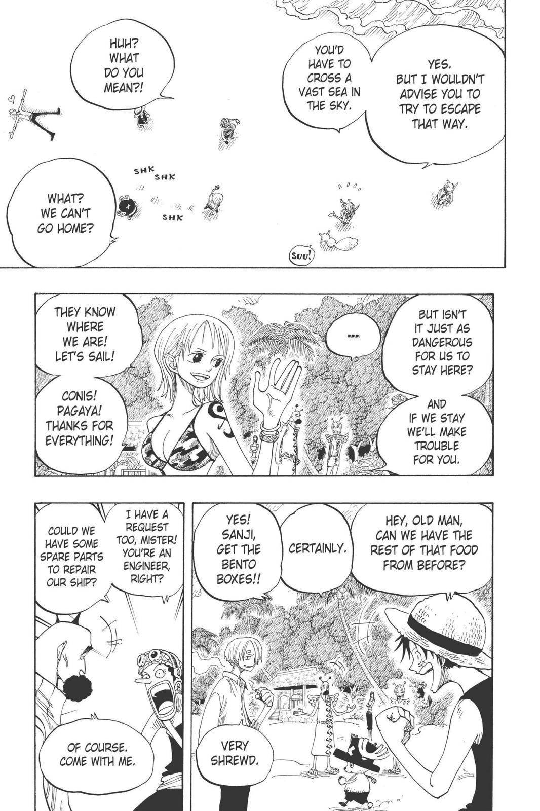 One Piece Chapter 243 Page 5