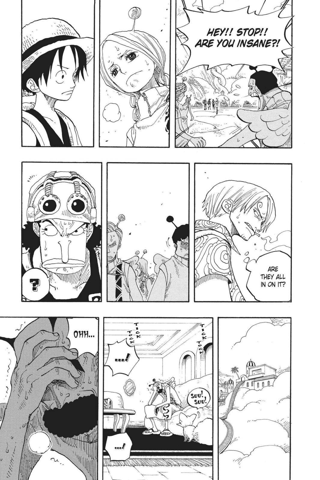 One Piece Chapter 244 Page 11