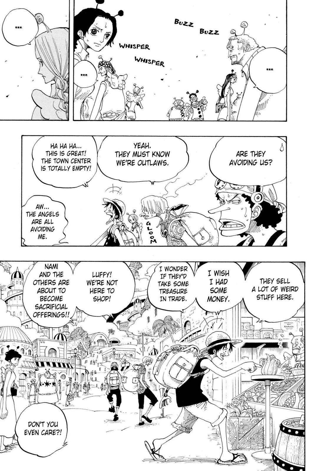 One Piece Chapter 244 Page 3