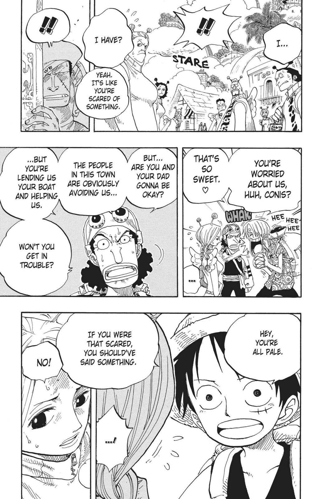 One Piece Chapter 244 Page 9