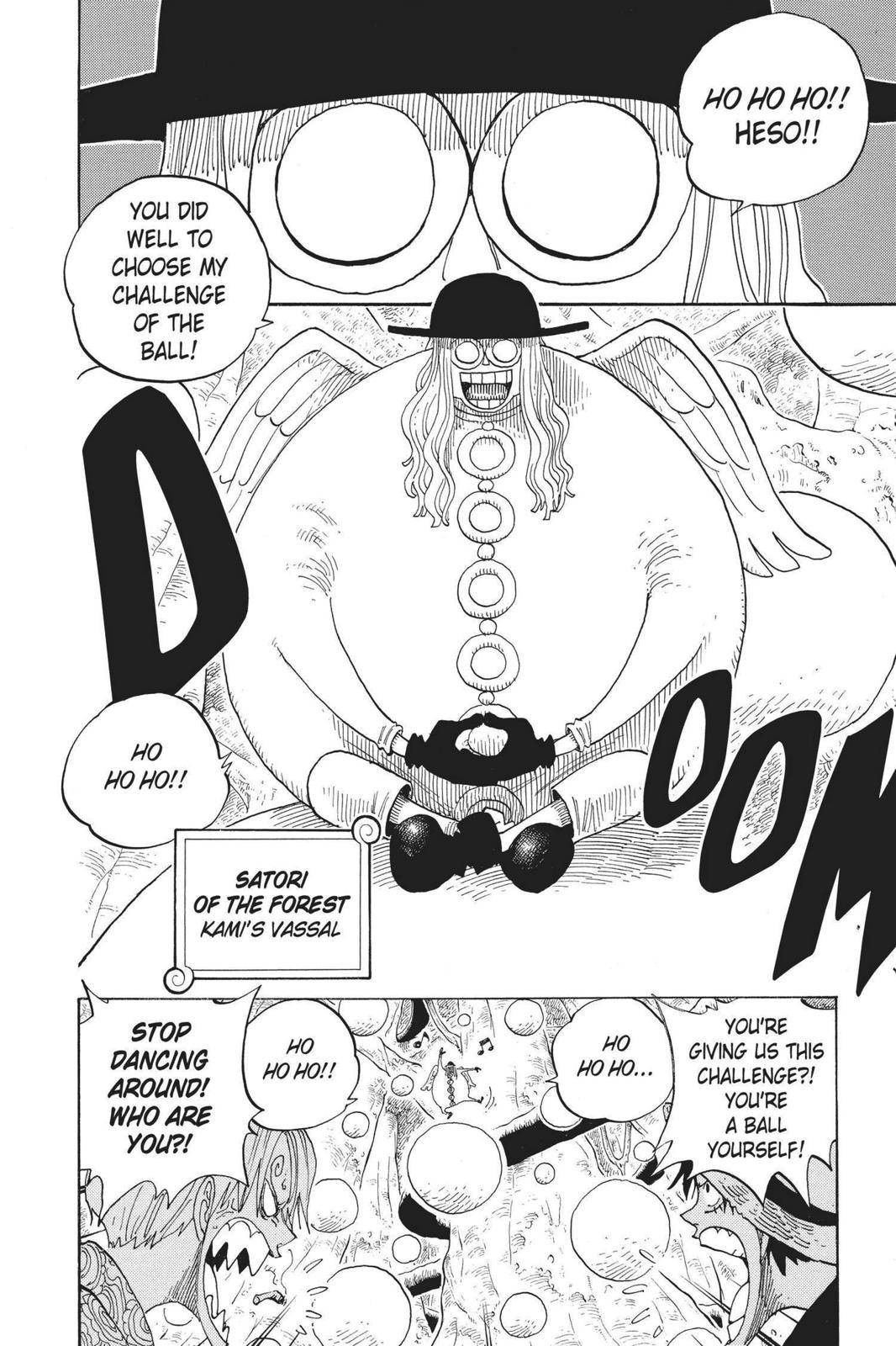 One Piece Chapter 246 Page 12