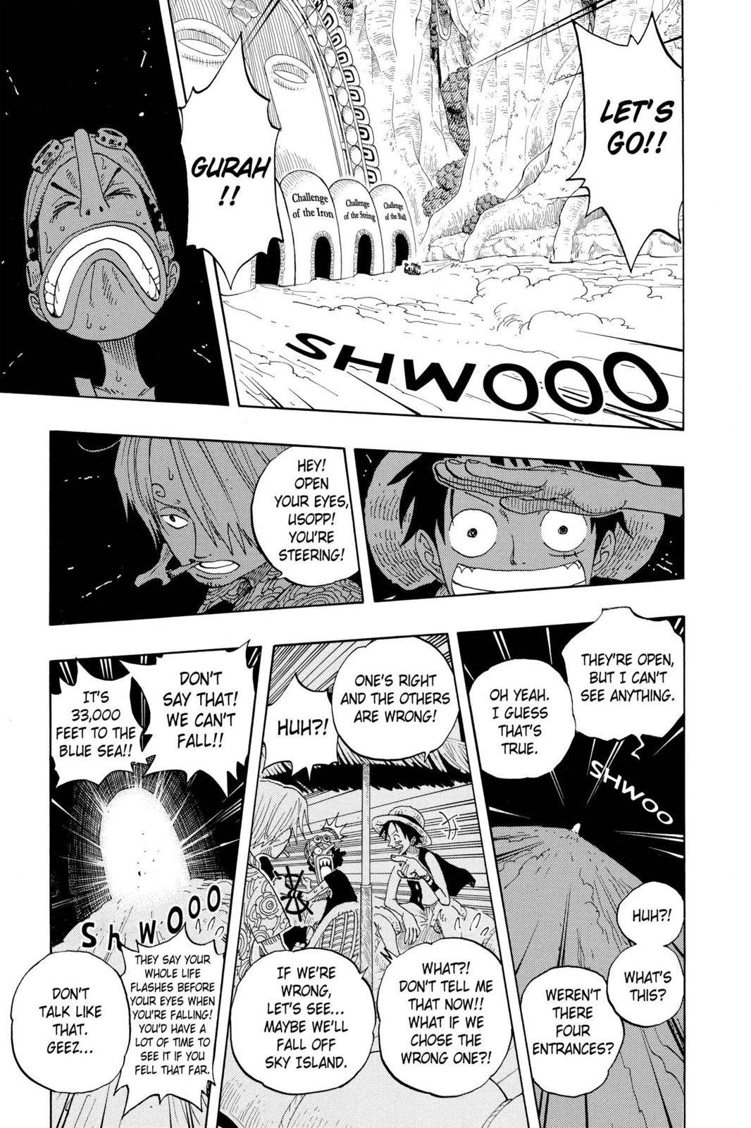 One Piece Chapter 246 Page 5