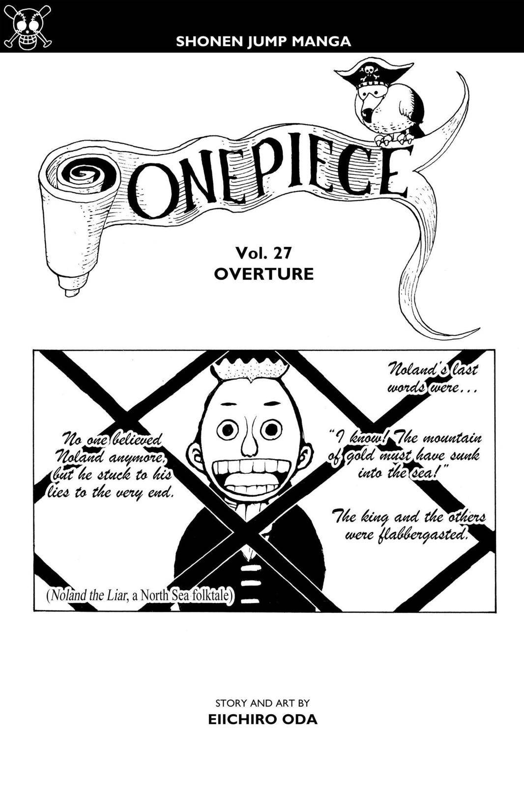 One Piece Chapter 247 Page 4