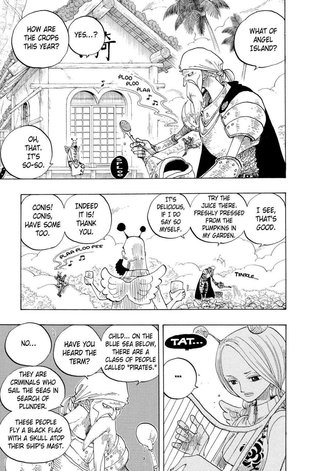 One Piece Chapter 248 Page 3