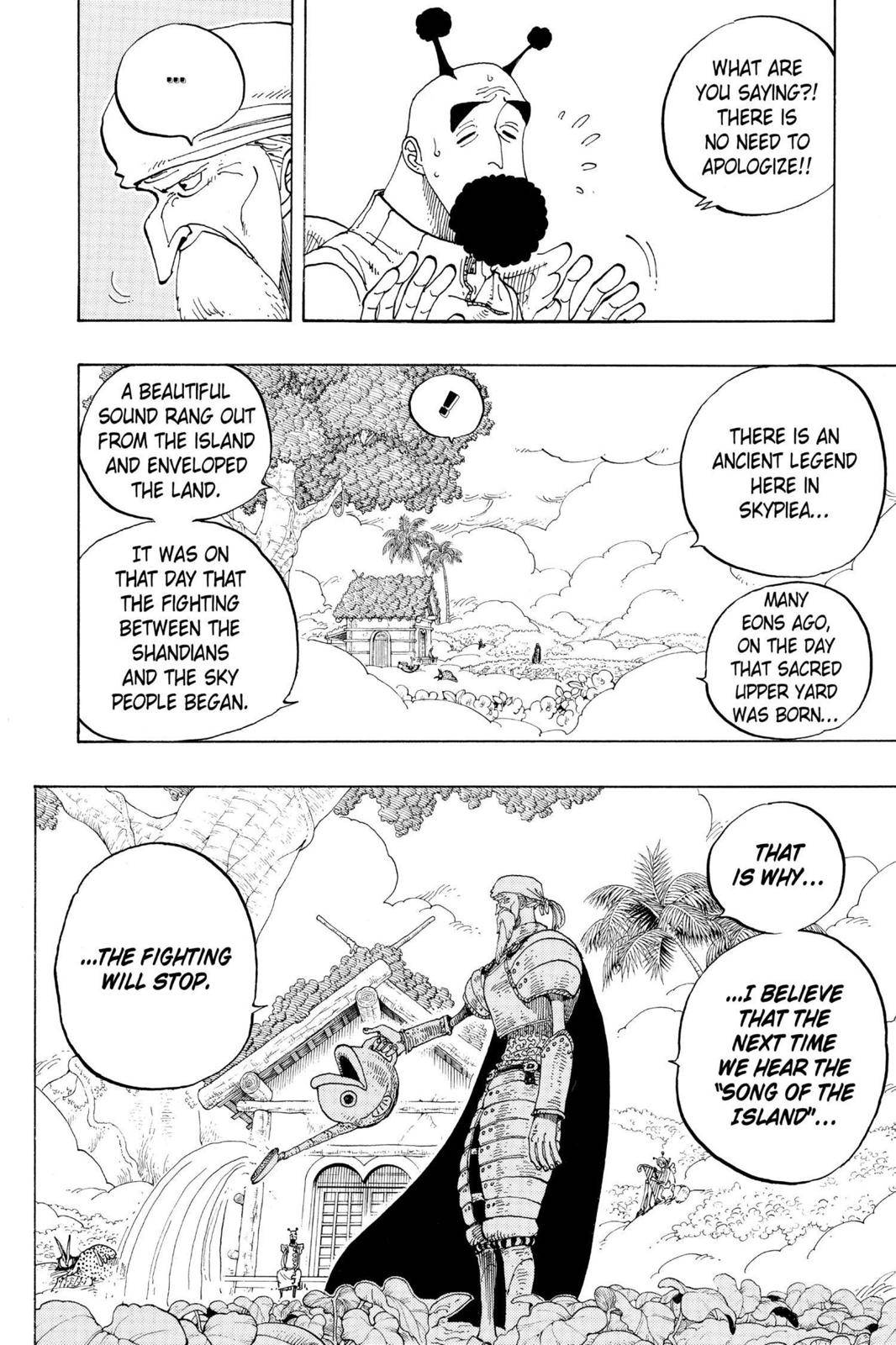 One Piece Chapter 248 Page 6
