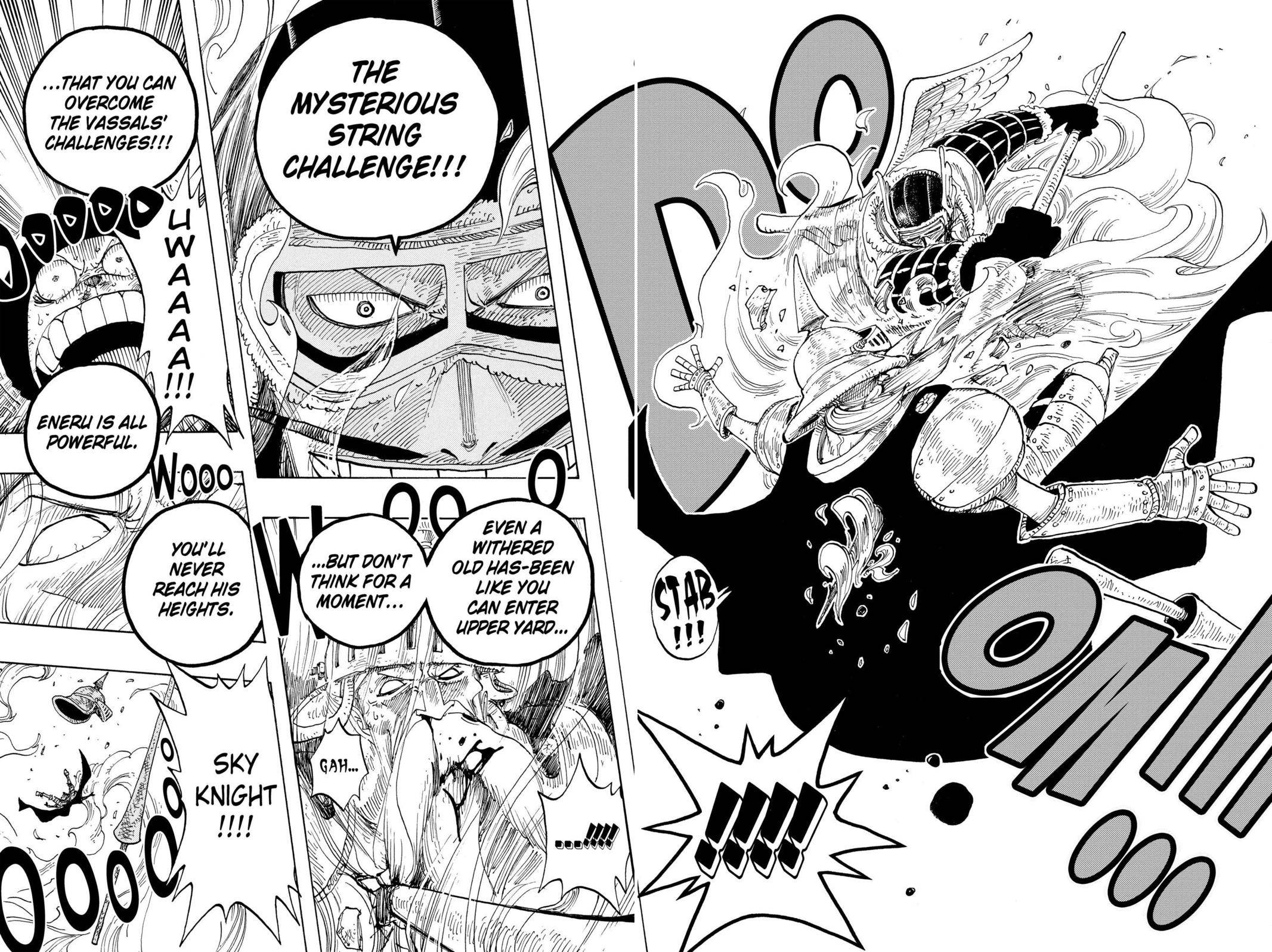 One Piece Chapter 249 Page 18