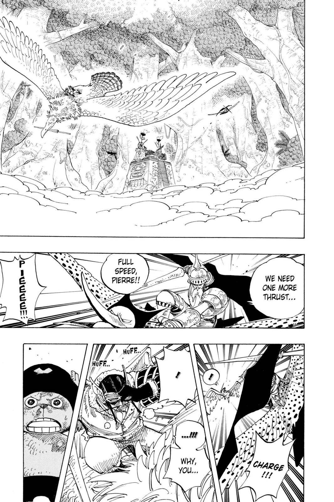 One Piece Chapter 249 Page 3
