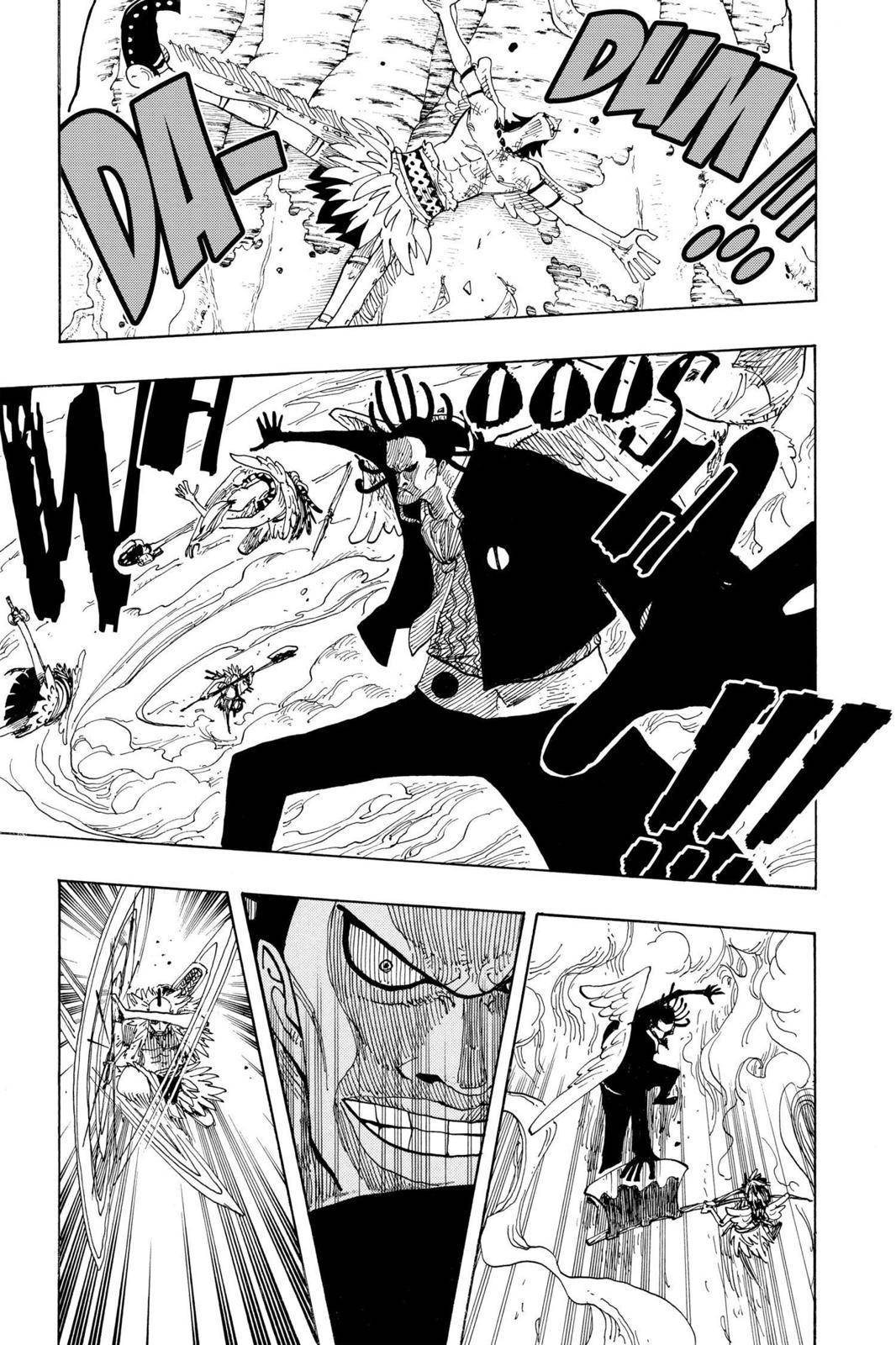 One Piece Chapter 252 Page 11
