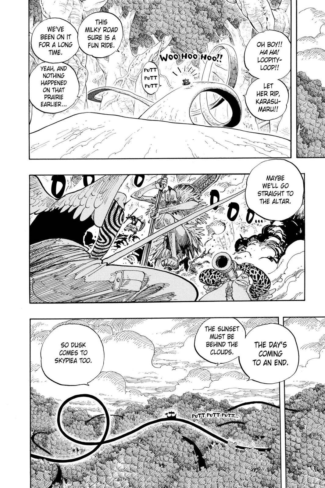 One Piece Chapter 252 Page 12
