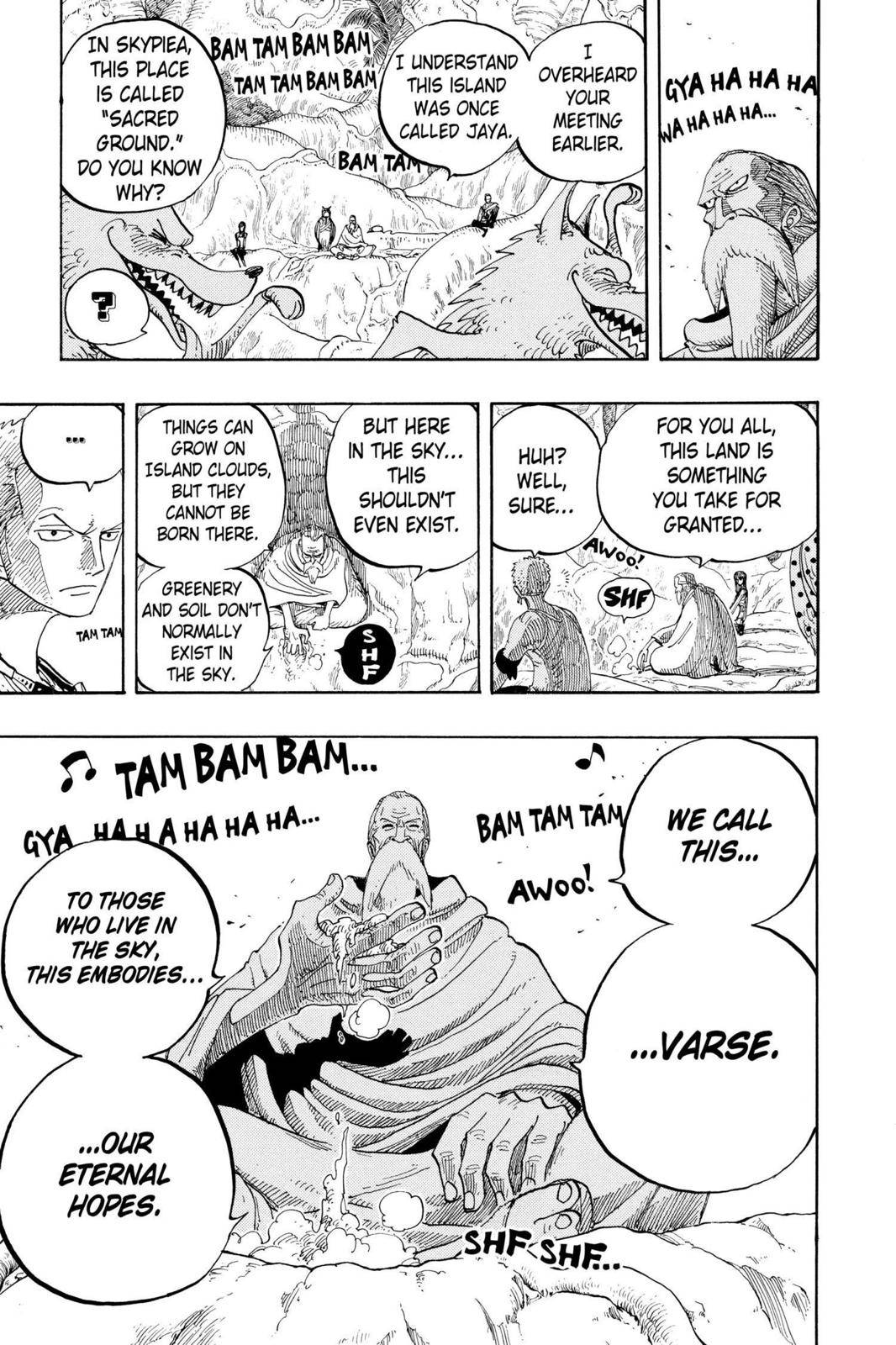 One Piece Chapter 253 Page 16