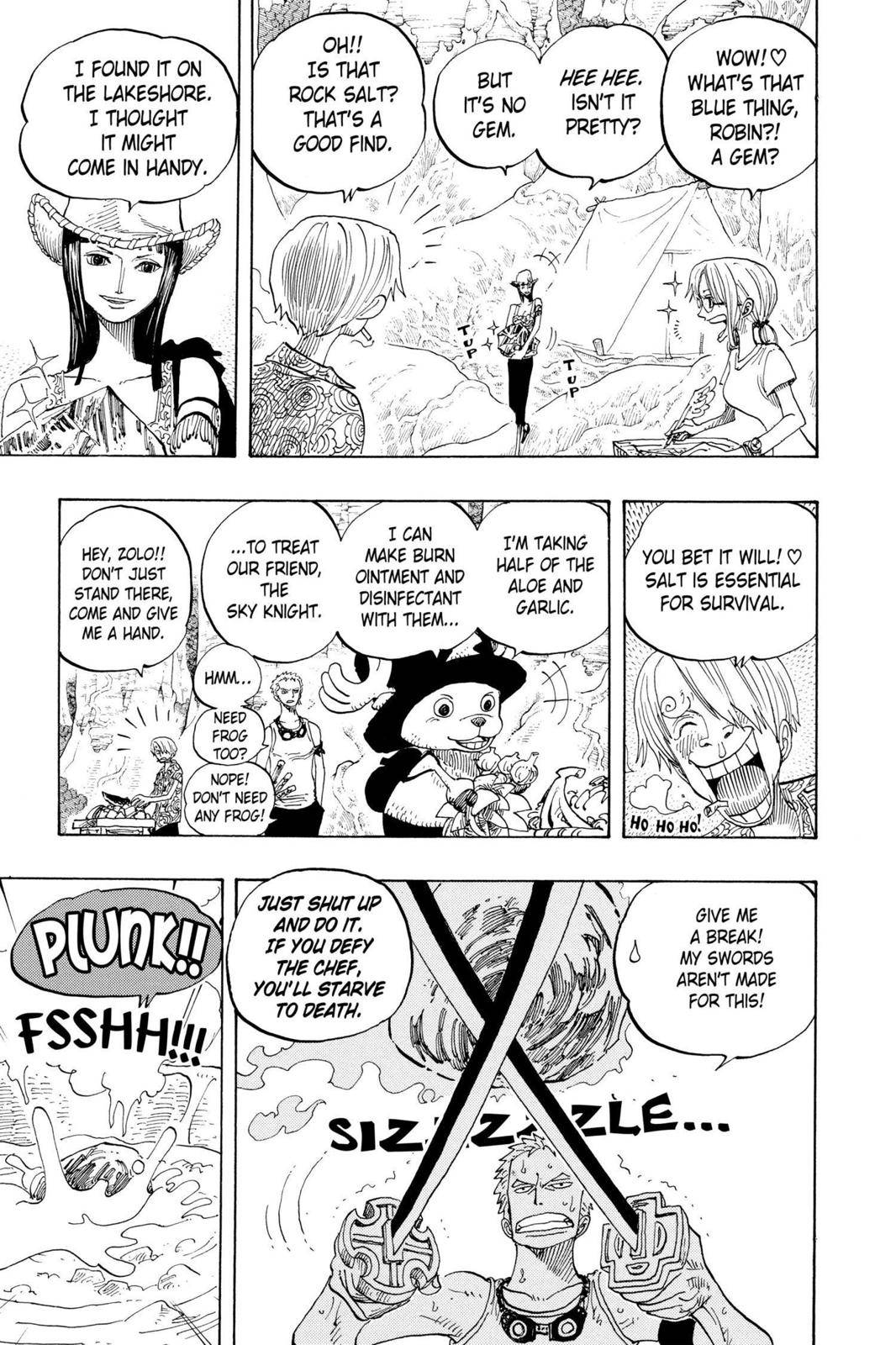 One Piece Chapter 253 Page 5