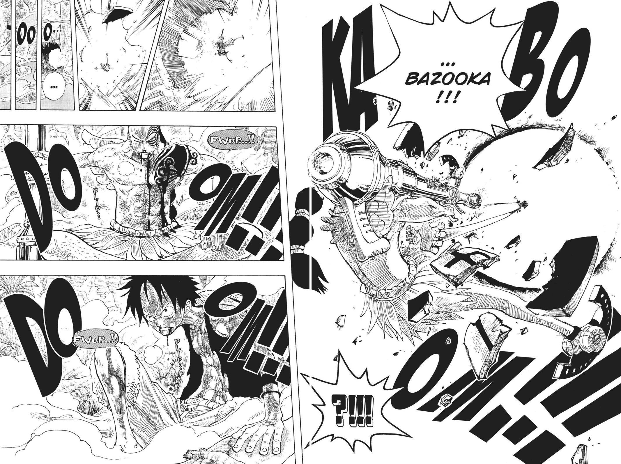 One Piece Chapter 260 Page 16