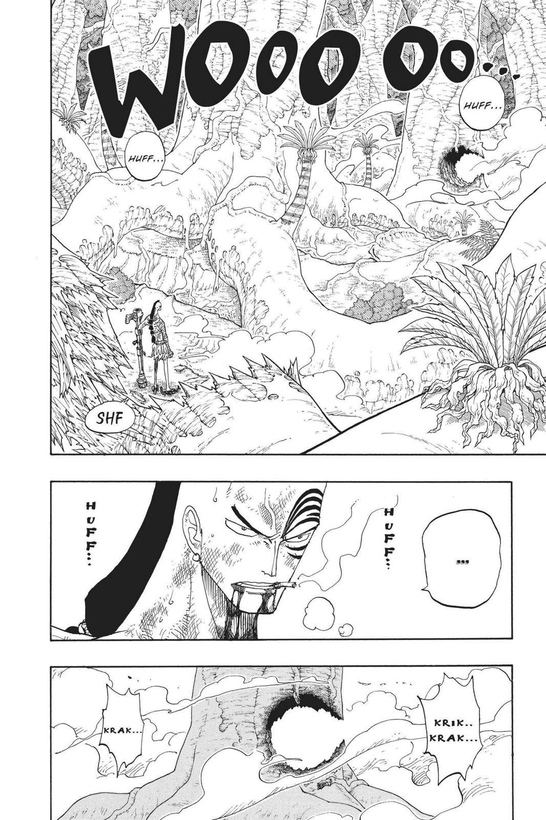 One Piece Chapter 261 Page 2