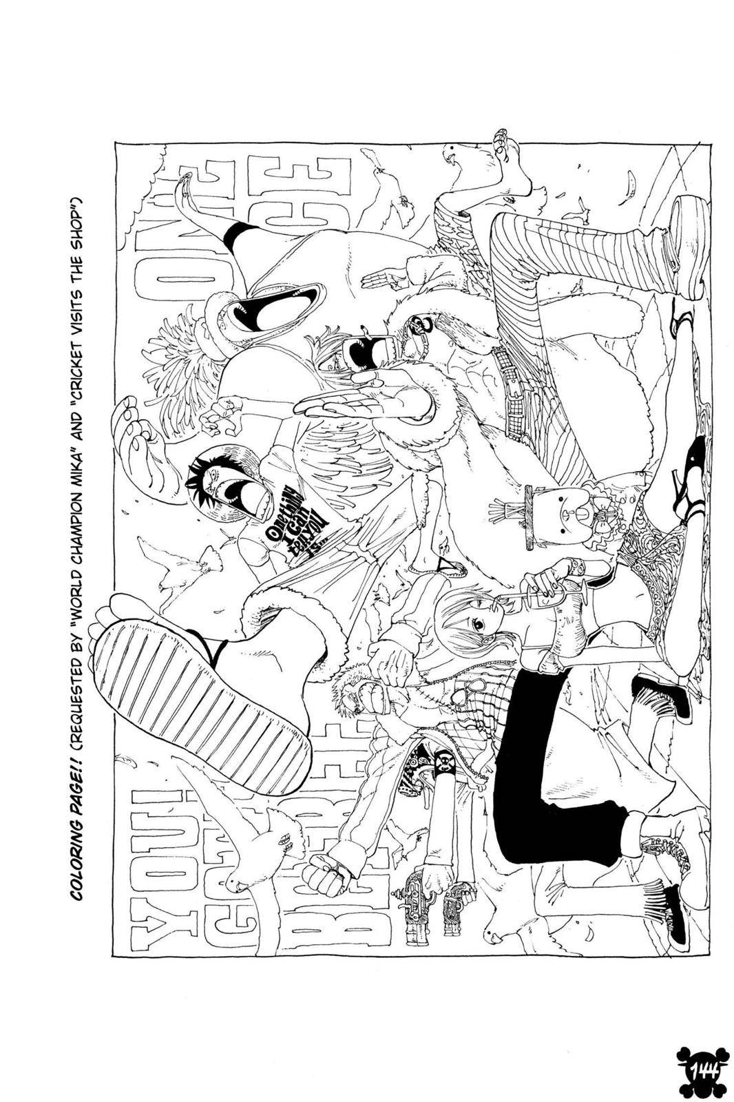 One Piece Chapter 262 Page 19