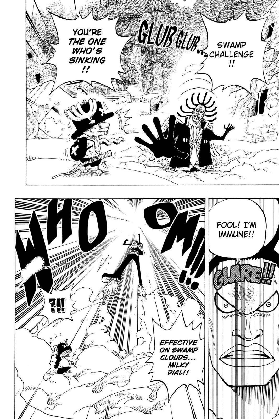 One Piece Chapter 262 Page 4