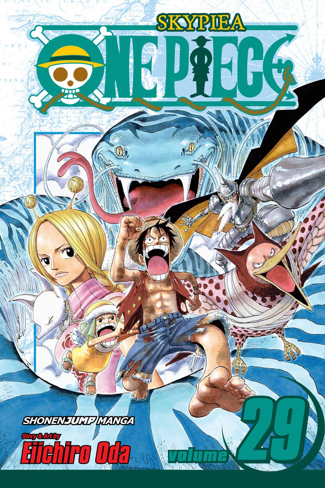 One Piece Chapter 265 Page 1