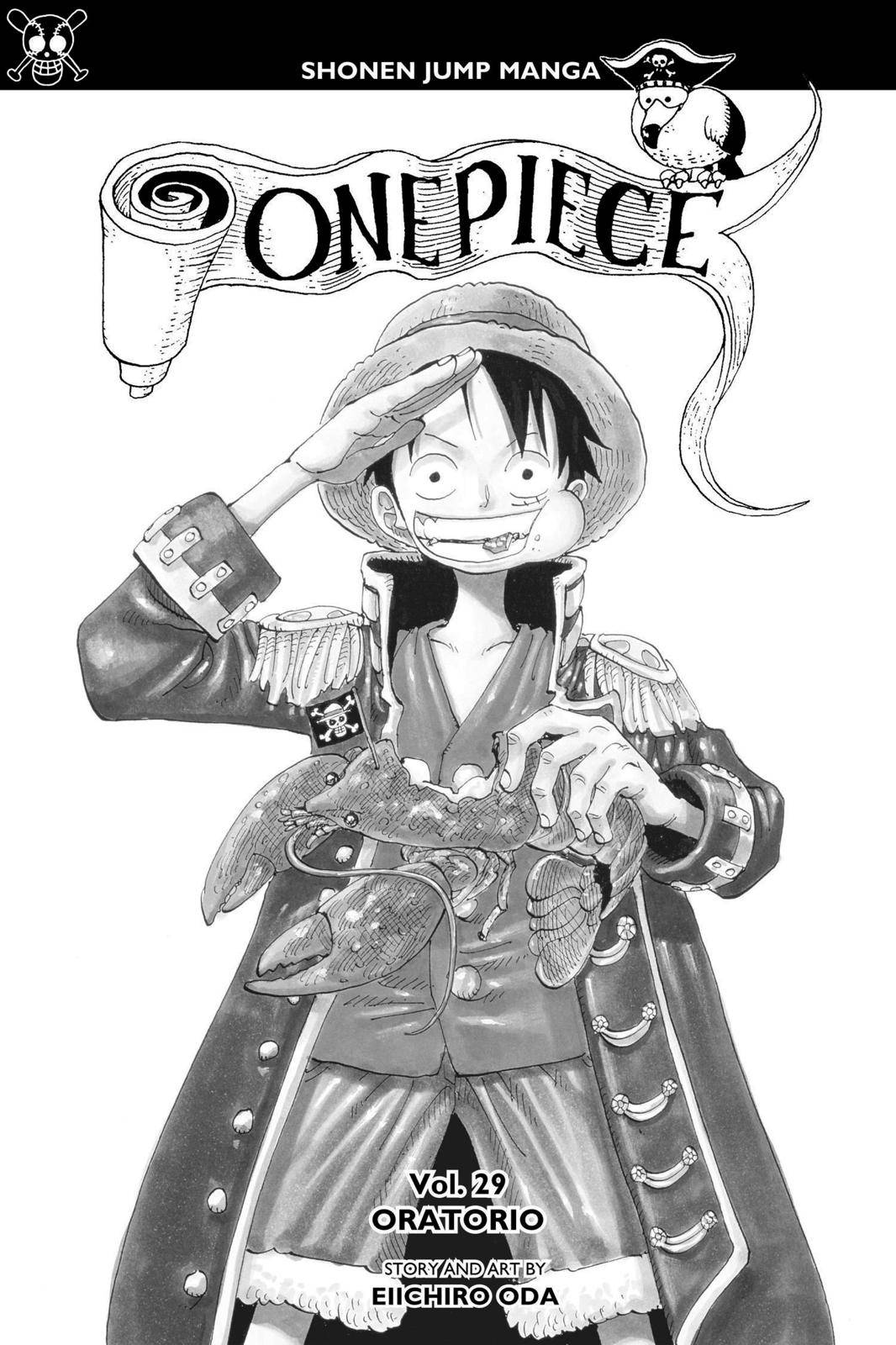 One Piece Chapter 265 Page 4