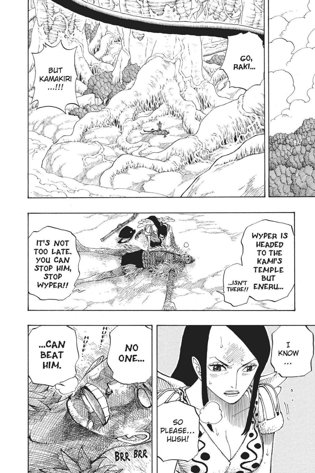 One Piece Chapter 266 Page 12