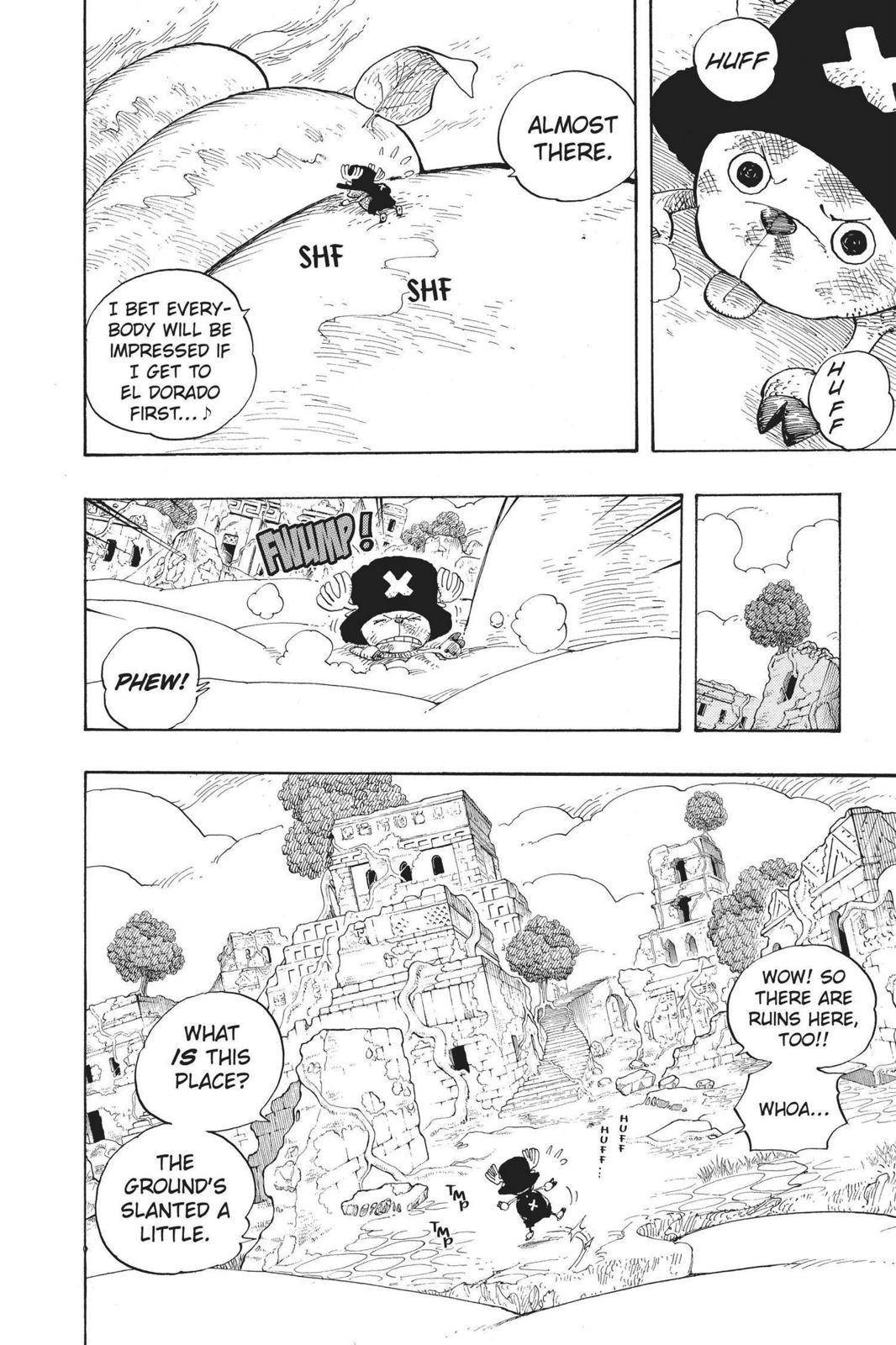 One Piece Chapter 266 Page 6
