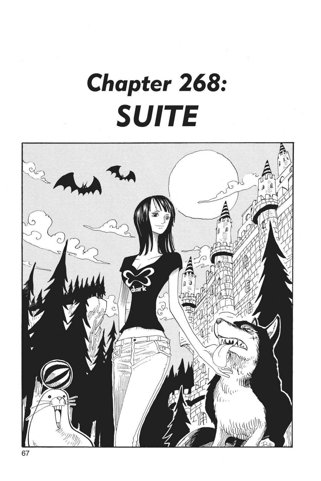 One Piece Chapter 268 Page 1