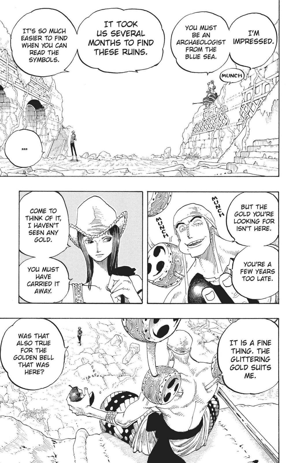 One Piece Chapter 272 Page 7