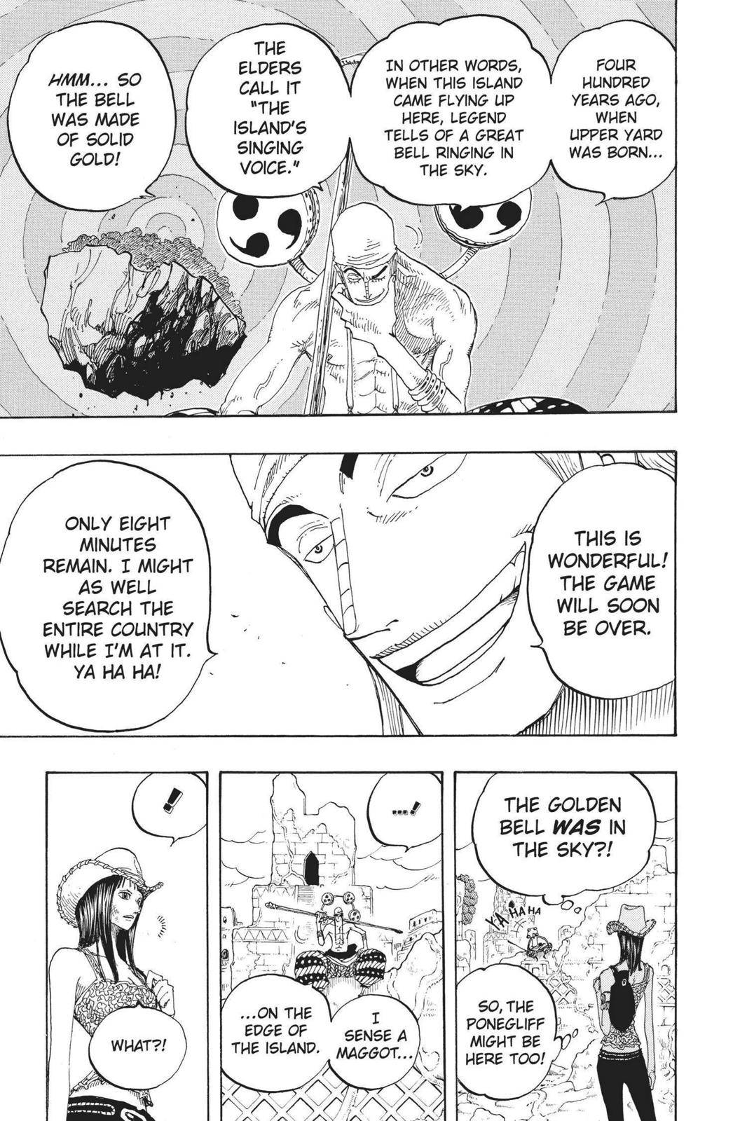 One Piece Chapter 272 Page 9