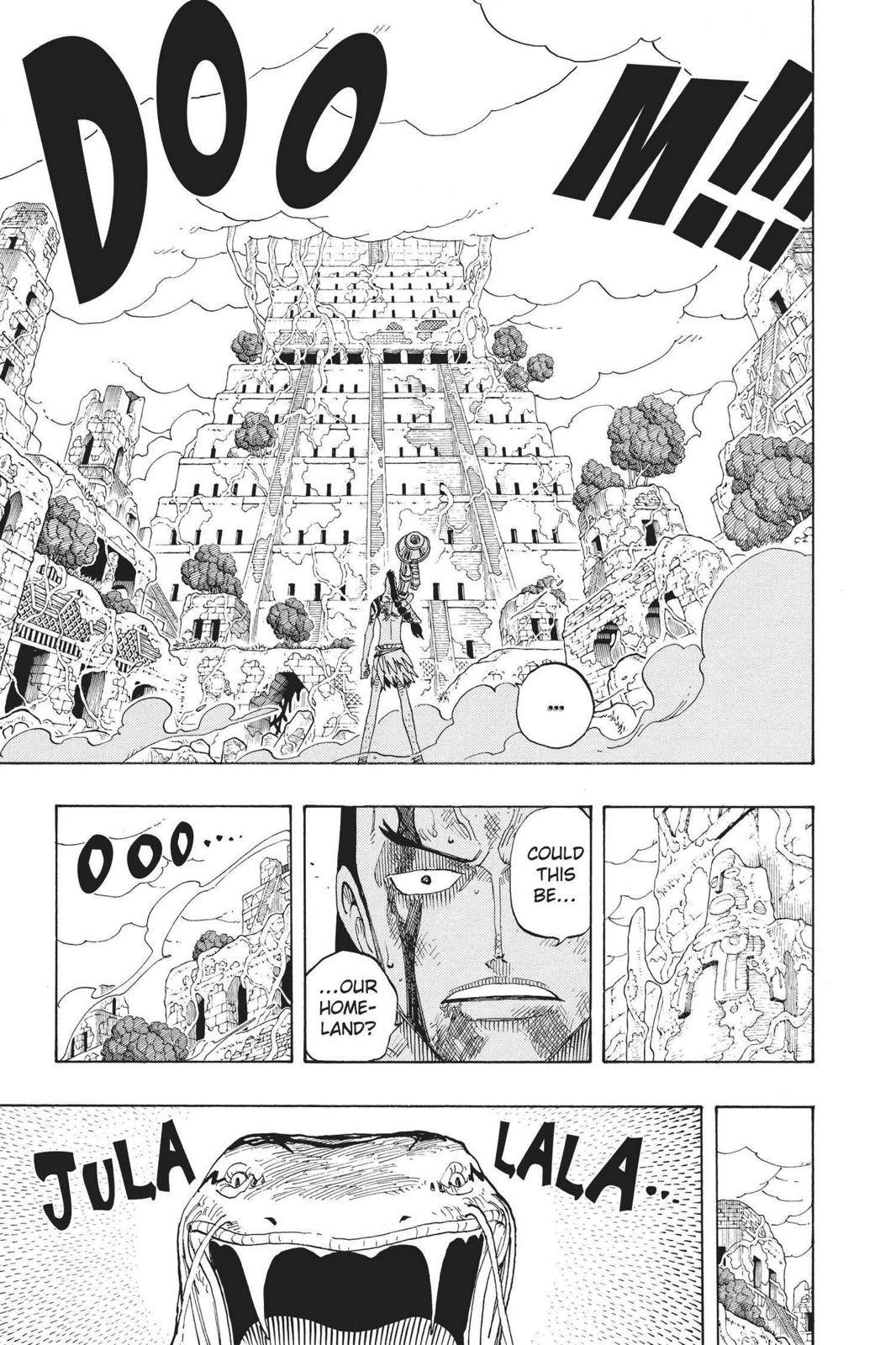 One Piece Chapter 273 Page 9