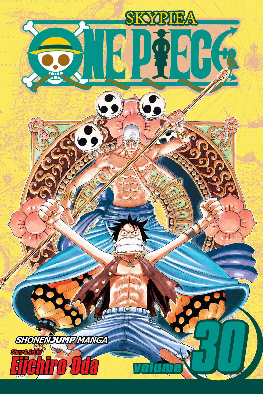 One Piece Chapter 276 Page 1