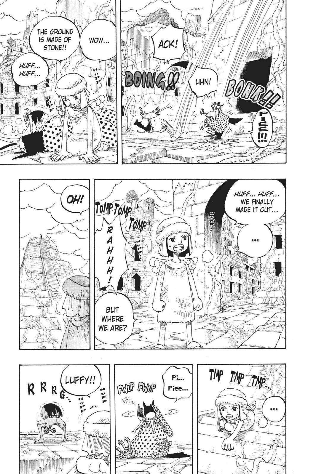 One Piece Chapter 277 Page 10