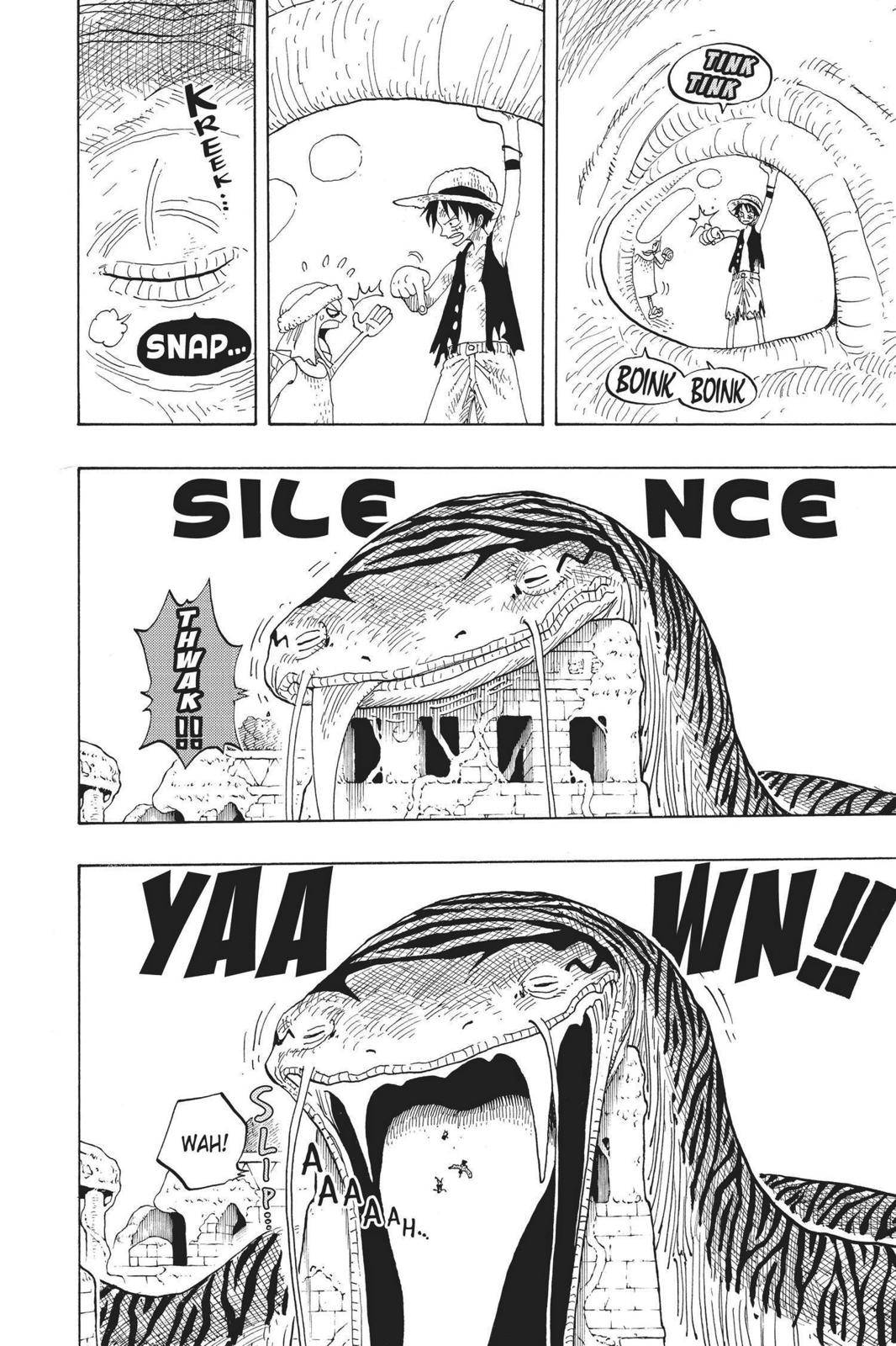 One Piece Chapter 277 Page 9